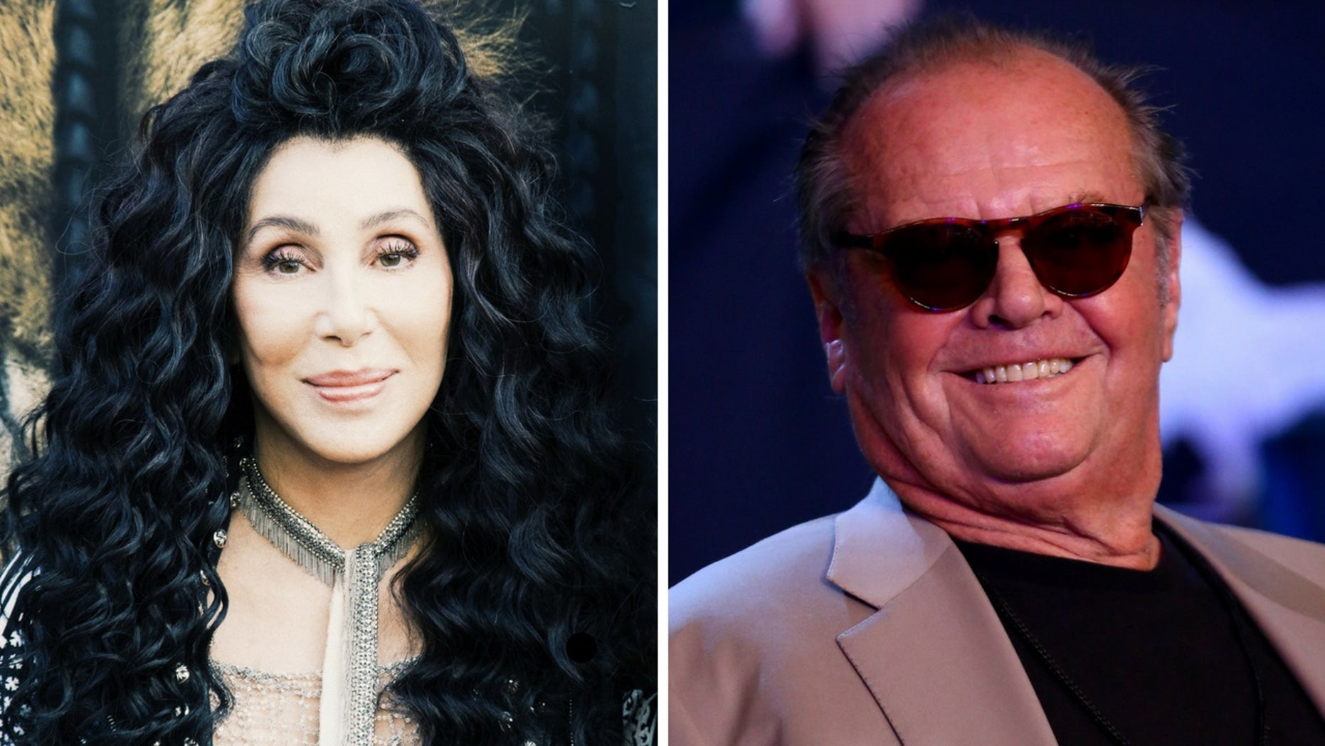 "Cher said Jack Nicholson called her too old and not sexy enough to star in the 1987 film ""The Witches of Eastwick."""