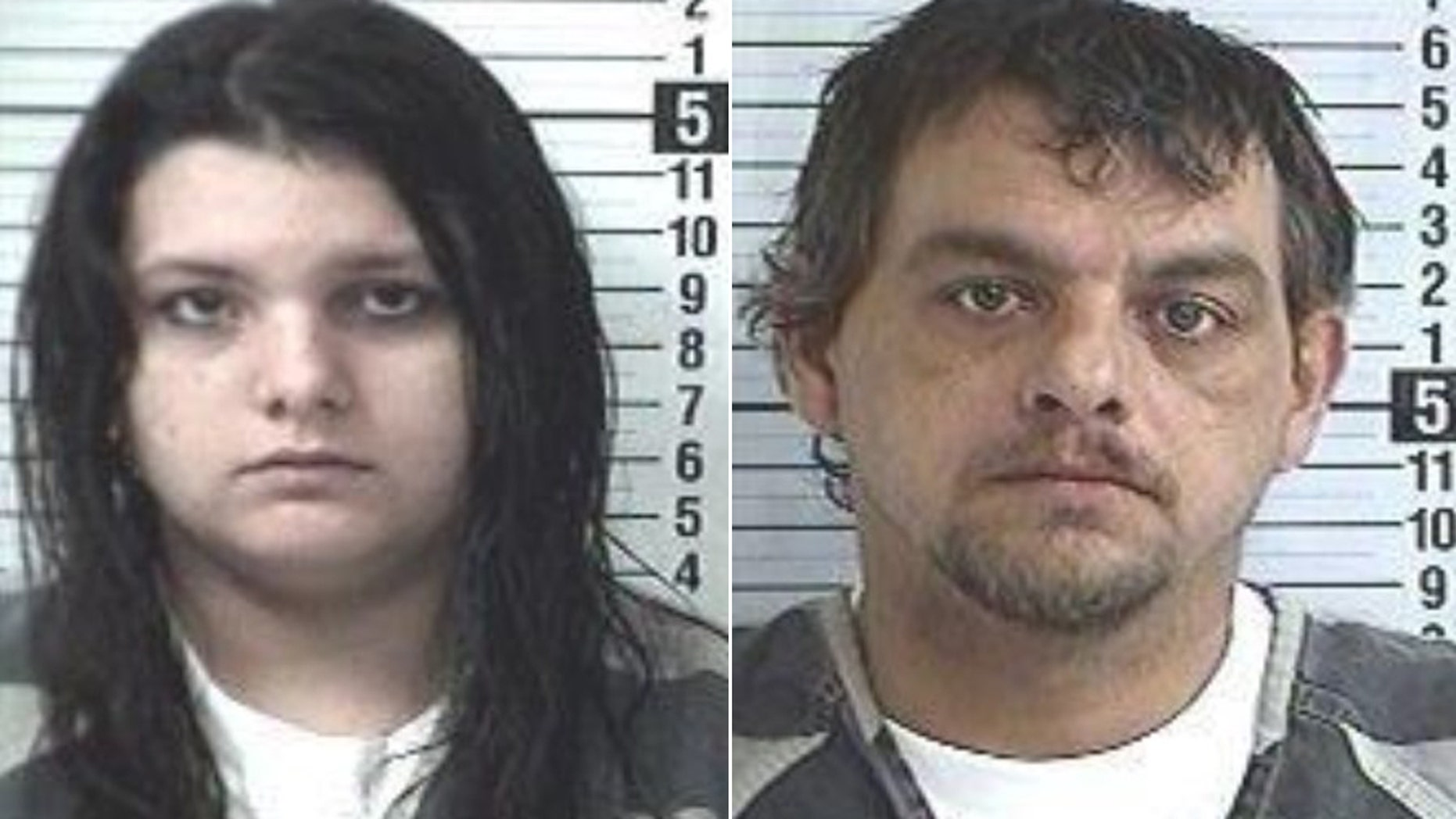 Taylor Bunn, 19, and her father Justin Bunn, 39, reportedly were arrested after witnesses allegedly saw them having sex in a backyard in Florida.