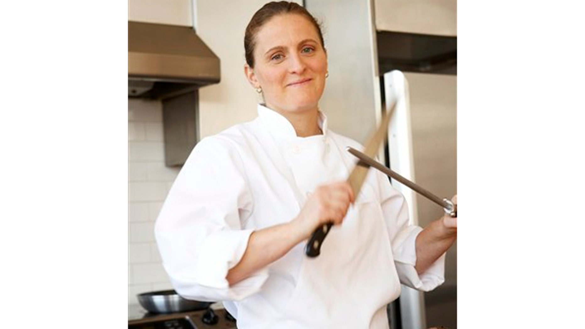 """British chef April Bloomfield, author of """"A Girl and Her Pig: Recipes and Stories,"""" is credited with launching America's gastropub obsession."""