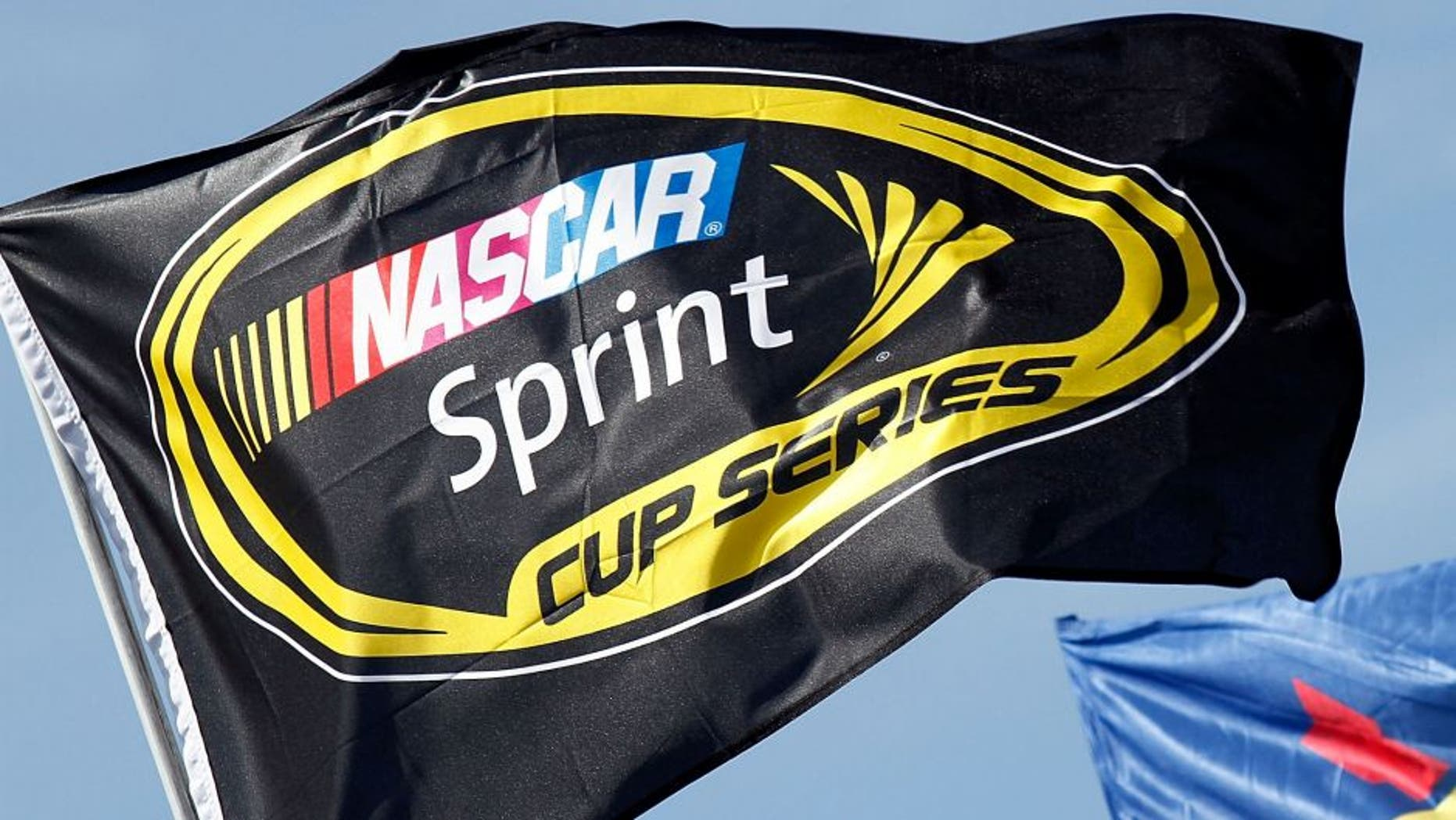 DOVER, DE - MAY 16: The NASCAR Sprint Cup Series Flag and Sunoco Flag during the NASCAR Sprint Cup Series Autism Speaks 400 at Dover International Speedway on May 16, 2010 in Dover, Delaware. (Photo by Jason Smith/Getty Images for NASCAR)