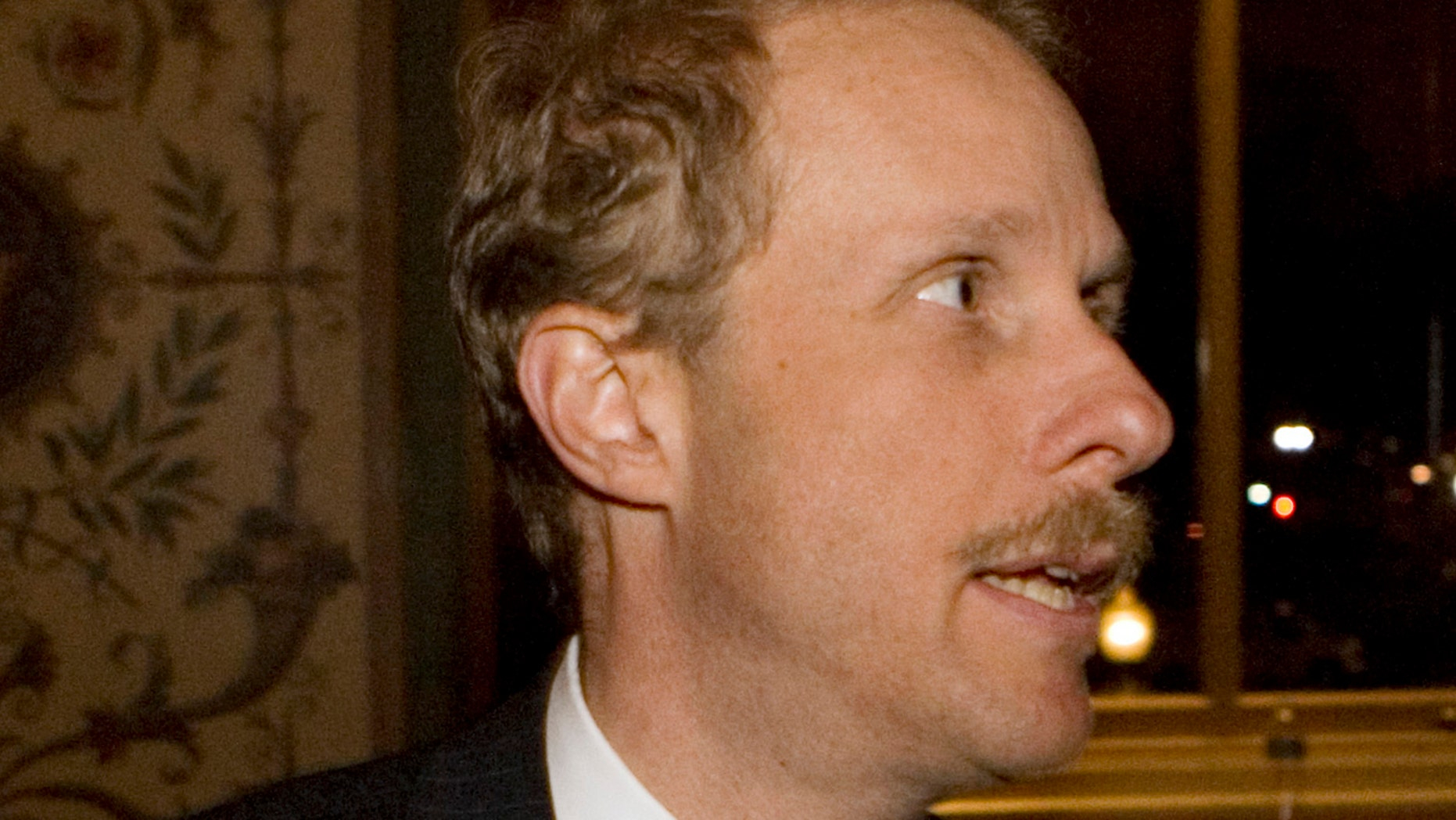 In this Dec. 11, 2008 file photo, Stephen Feinberg is seen on Capitol Hill in Washington.