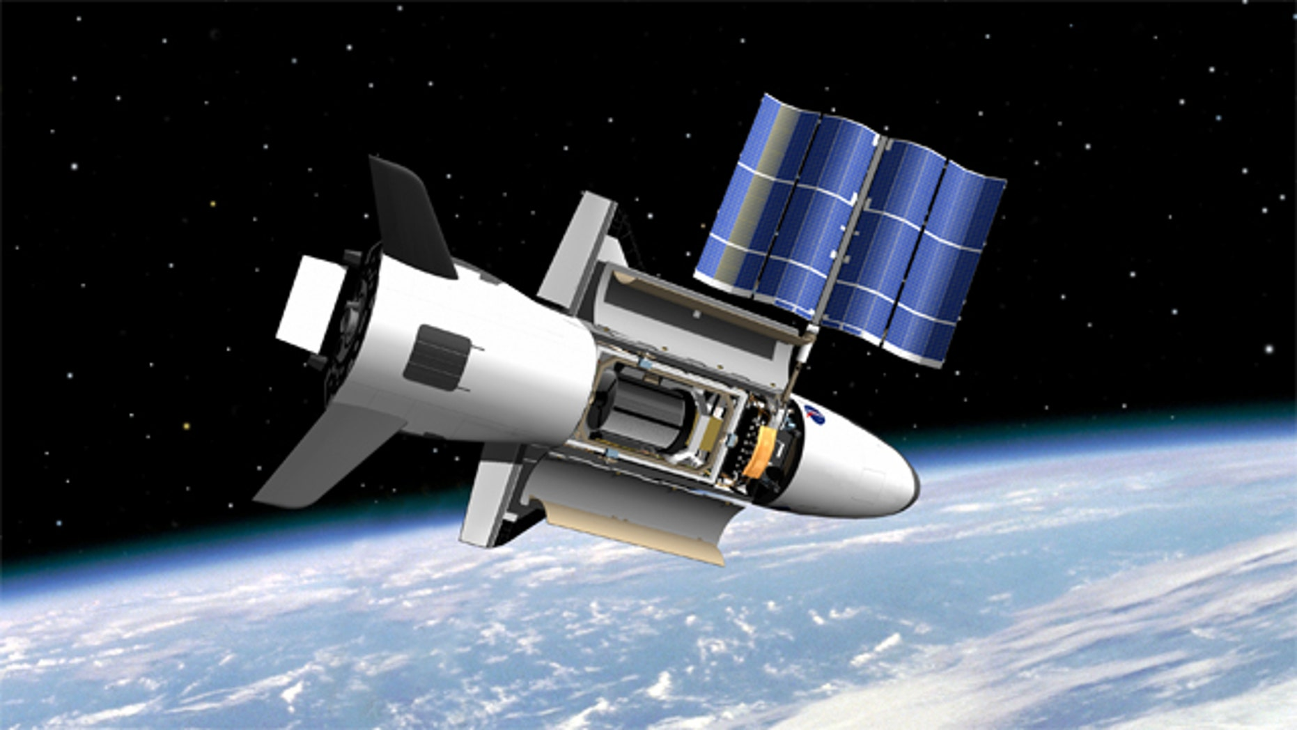 Is the X-37B keeping a lookout on China's new space station? Experts think so.