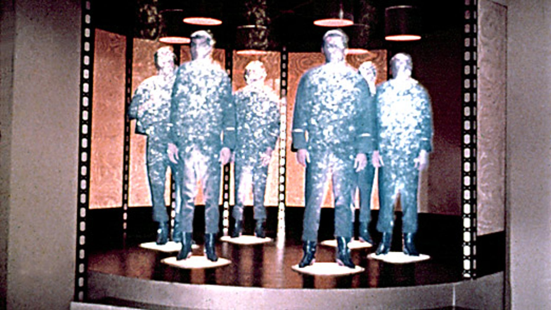 Crew members on the Starship Enterprise beamed to alien planets via teleporters. Now scientists are perfecting a way to communicate via a similar technology.