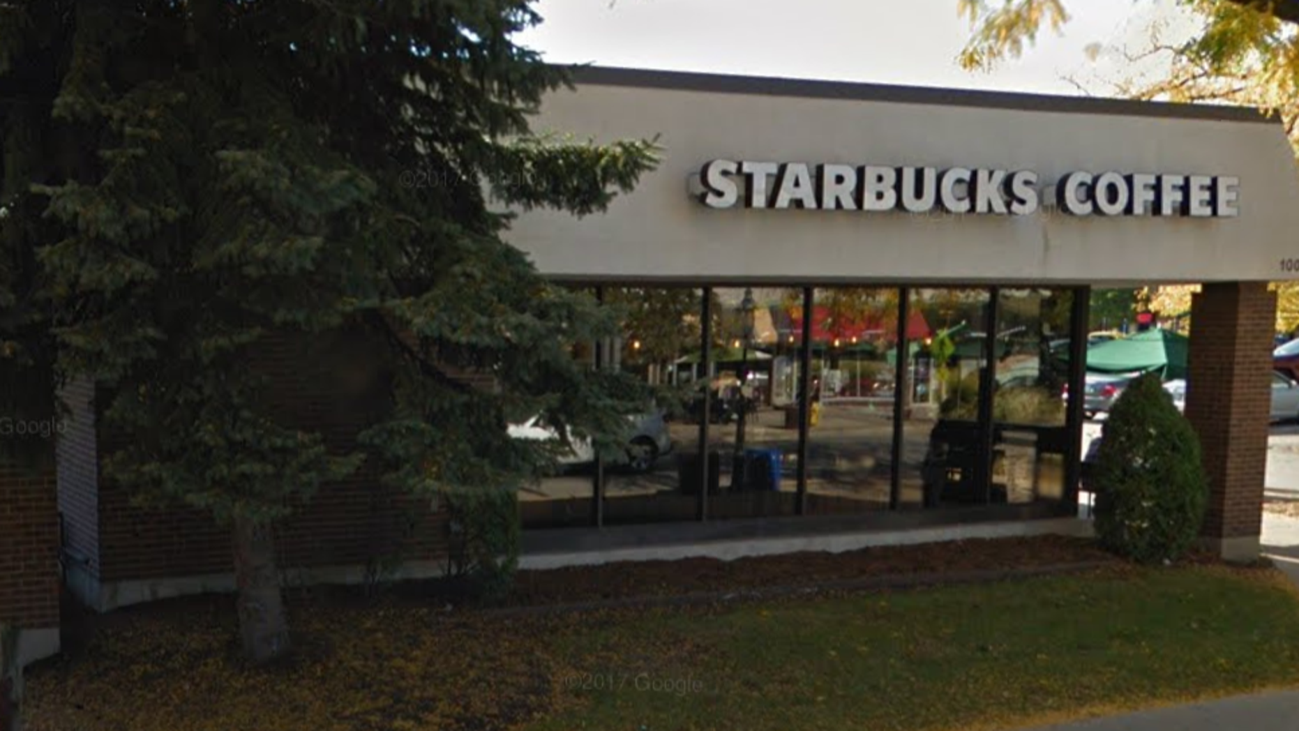Two men got into an argument over an incorrect drink order at a Park Ridge, Ill. Starbucks on Sunday, June 19, 2017. One of the men was stabbed.