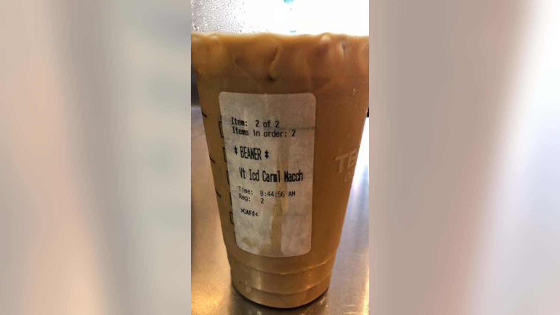 """This is not indicative of the type of experience we want our customers to have when they walk into our stores,"" Starbucks has stated in response to the incident."