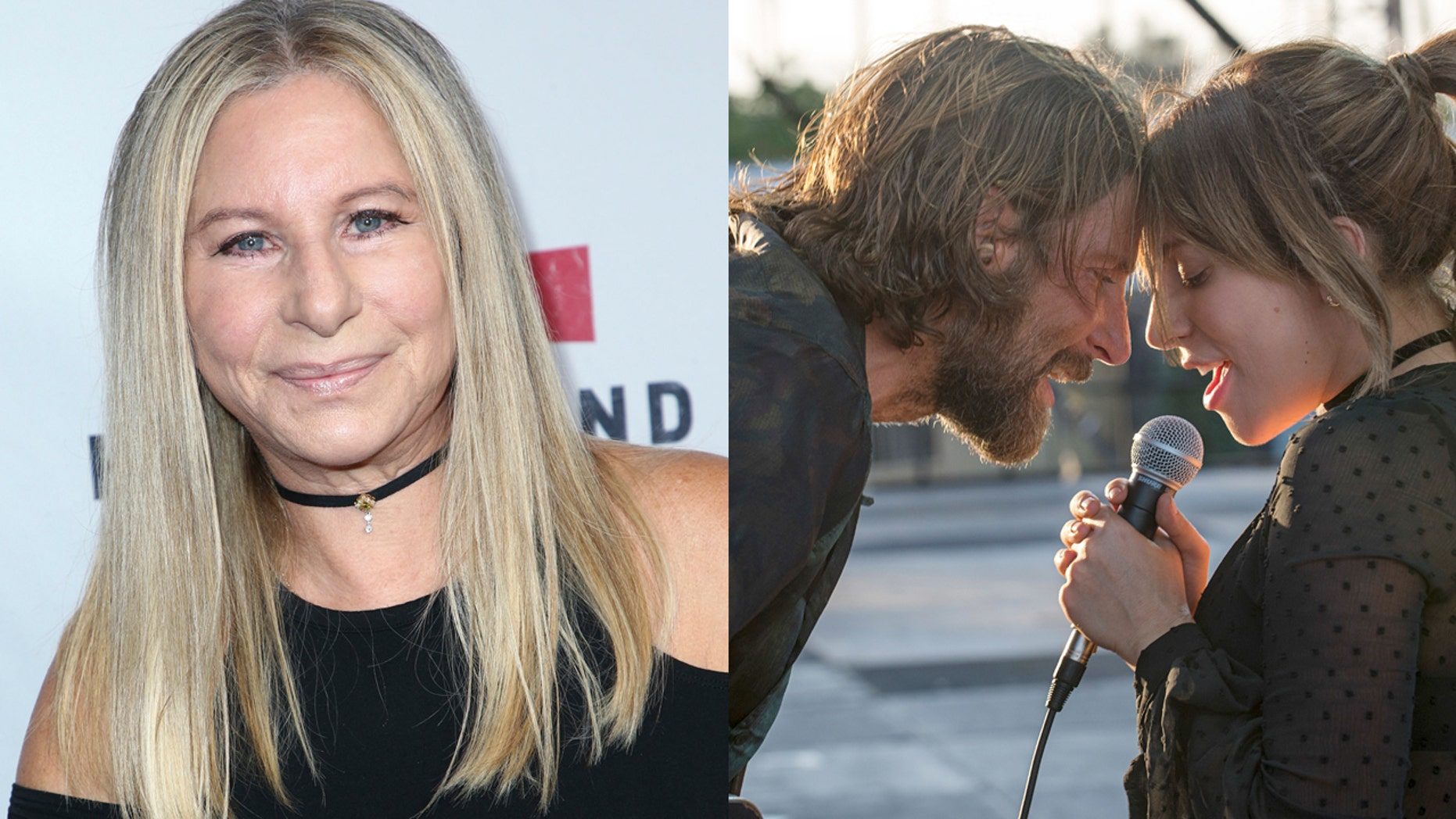 Barbra Streisand Approves Lady Gaga And Bradley Coopers A Star Is Born Remake  Fox -8054