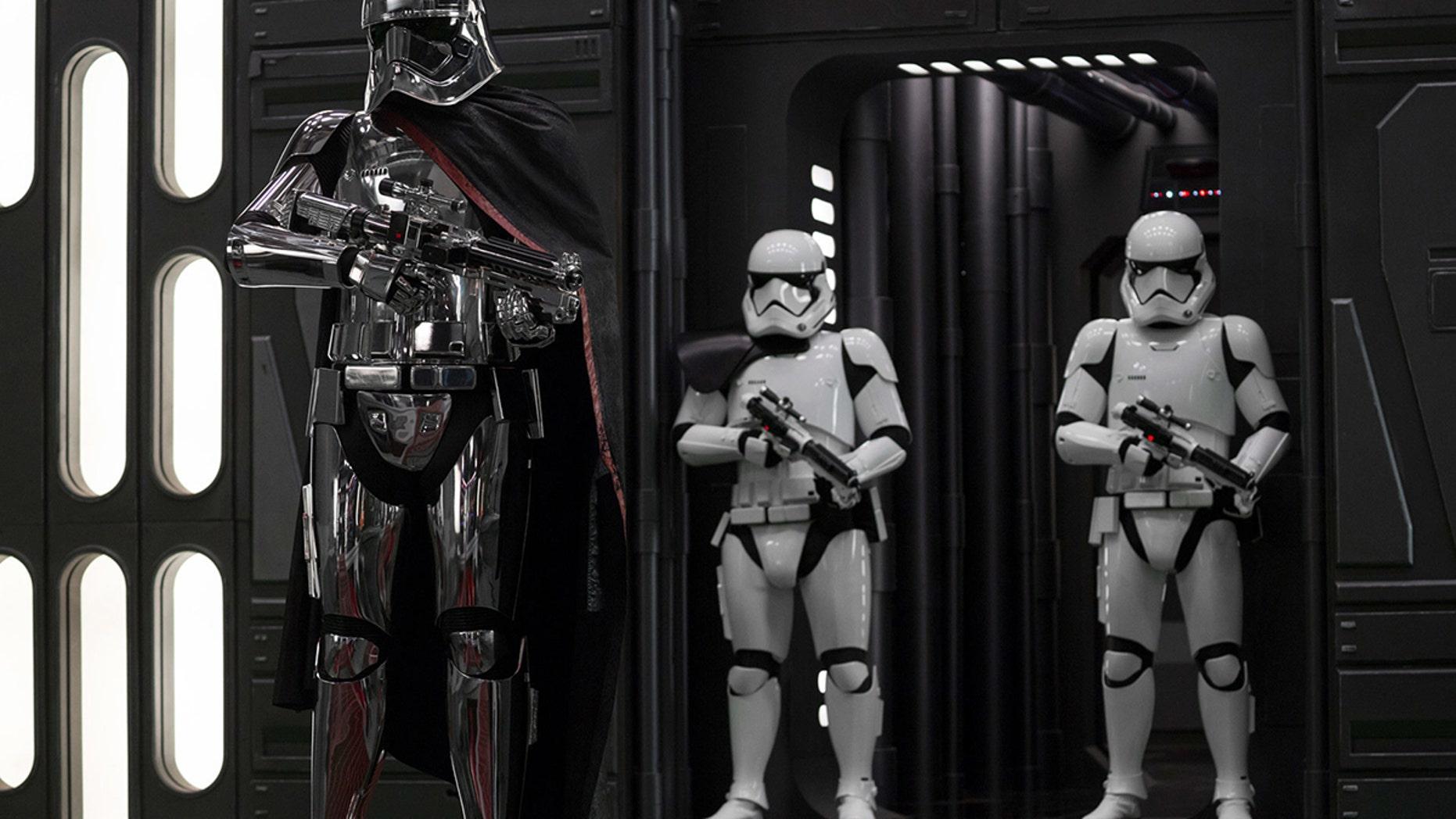 'Star Wars: The Last Jedi'