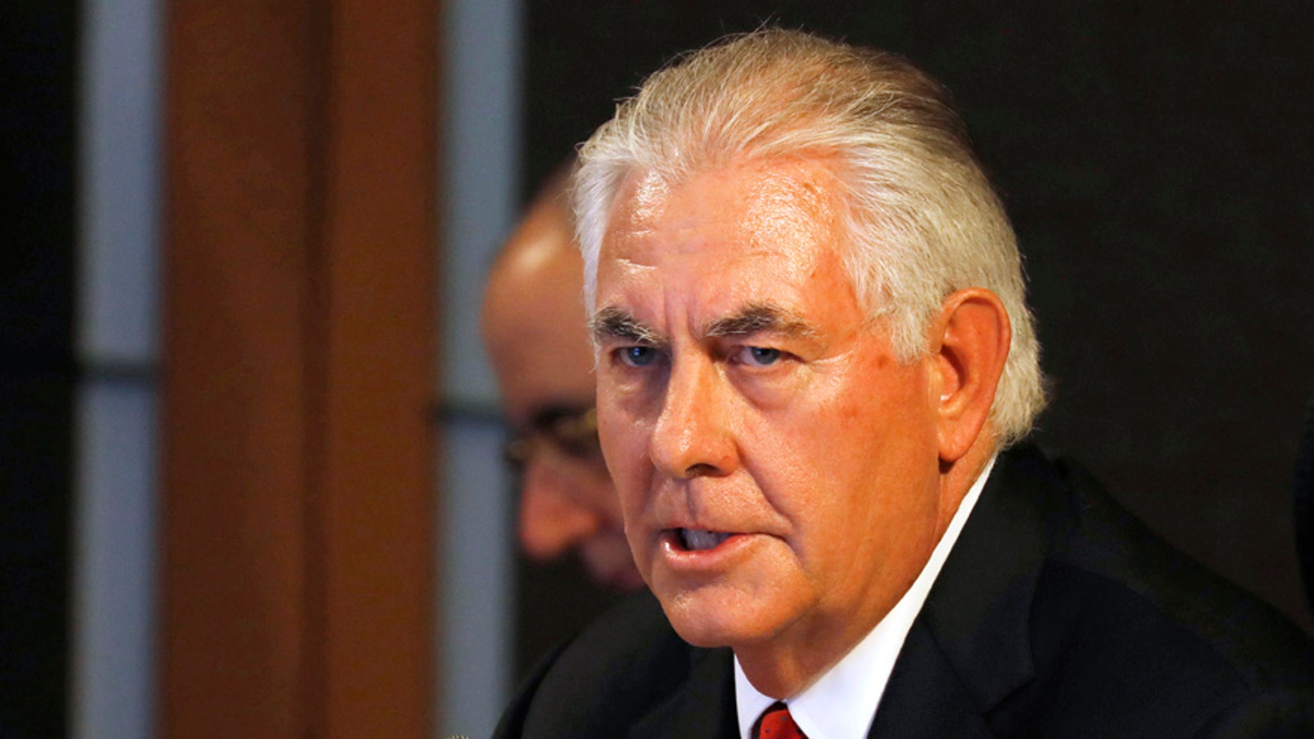 "Secretary of State Rex Tillerson signed off on the permanent plan for reduced staffing out of concern for ""the health, safety and well-being of U.S. government personnel and family members."""