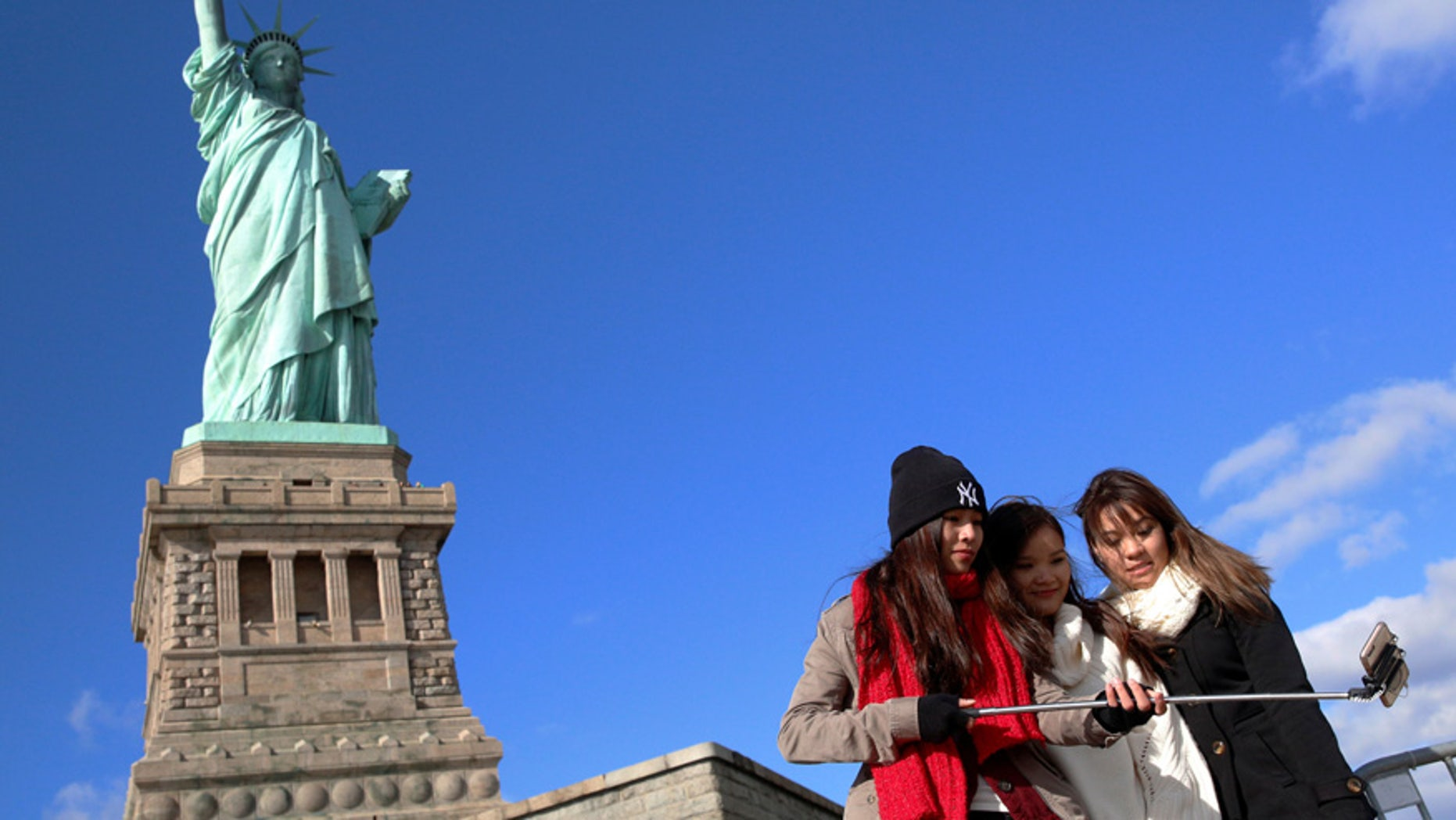 Brazilian and Australian tourists are reportedly the biggest spenders.