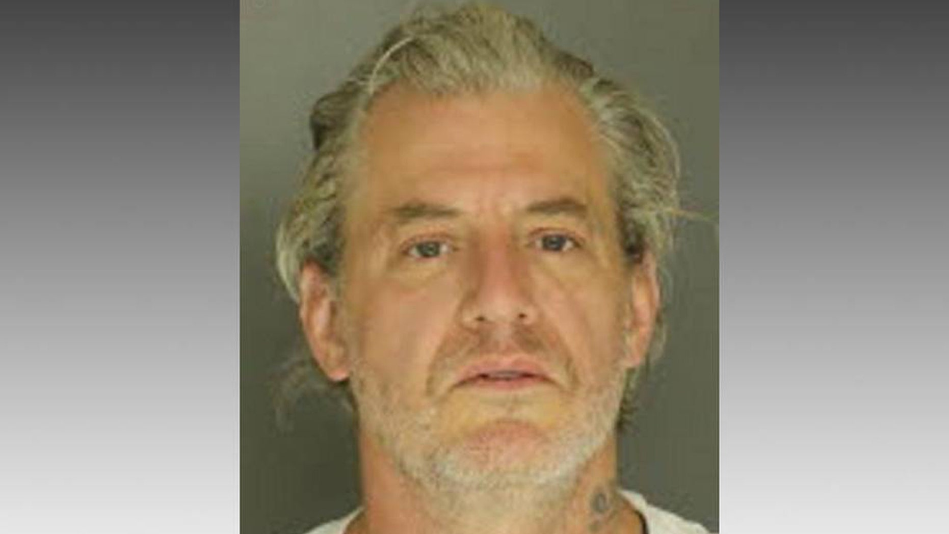 Steckbeck is accused of robbing the bank - and tricking a local man into being his wheel man.