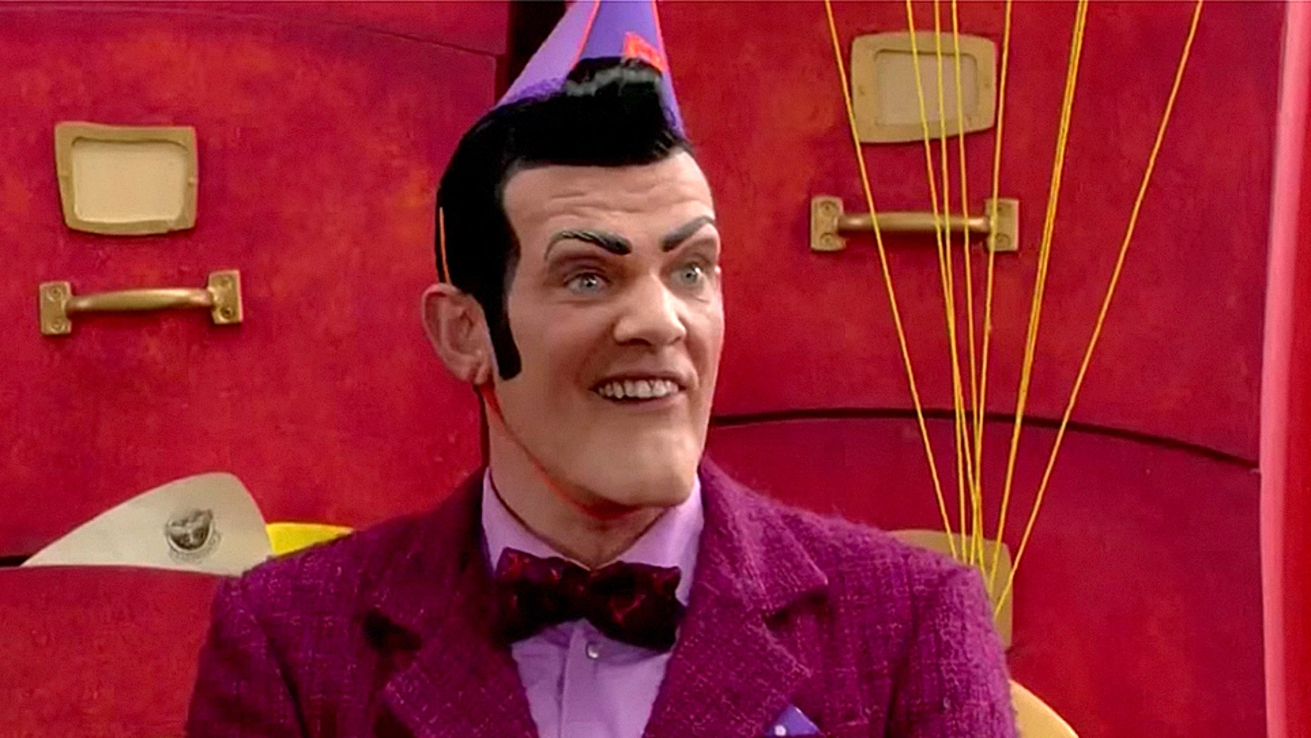 """Stefan Karl Stefansson, the Icelandic actor known for his role as the """"Lazy Town"""" villain, has died after a battle with cancer at the age of 43."""
