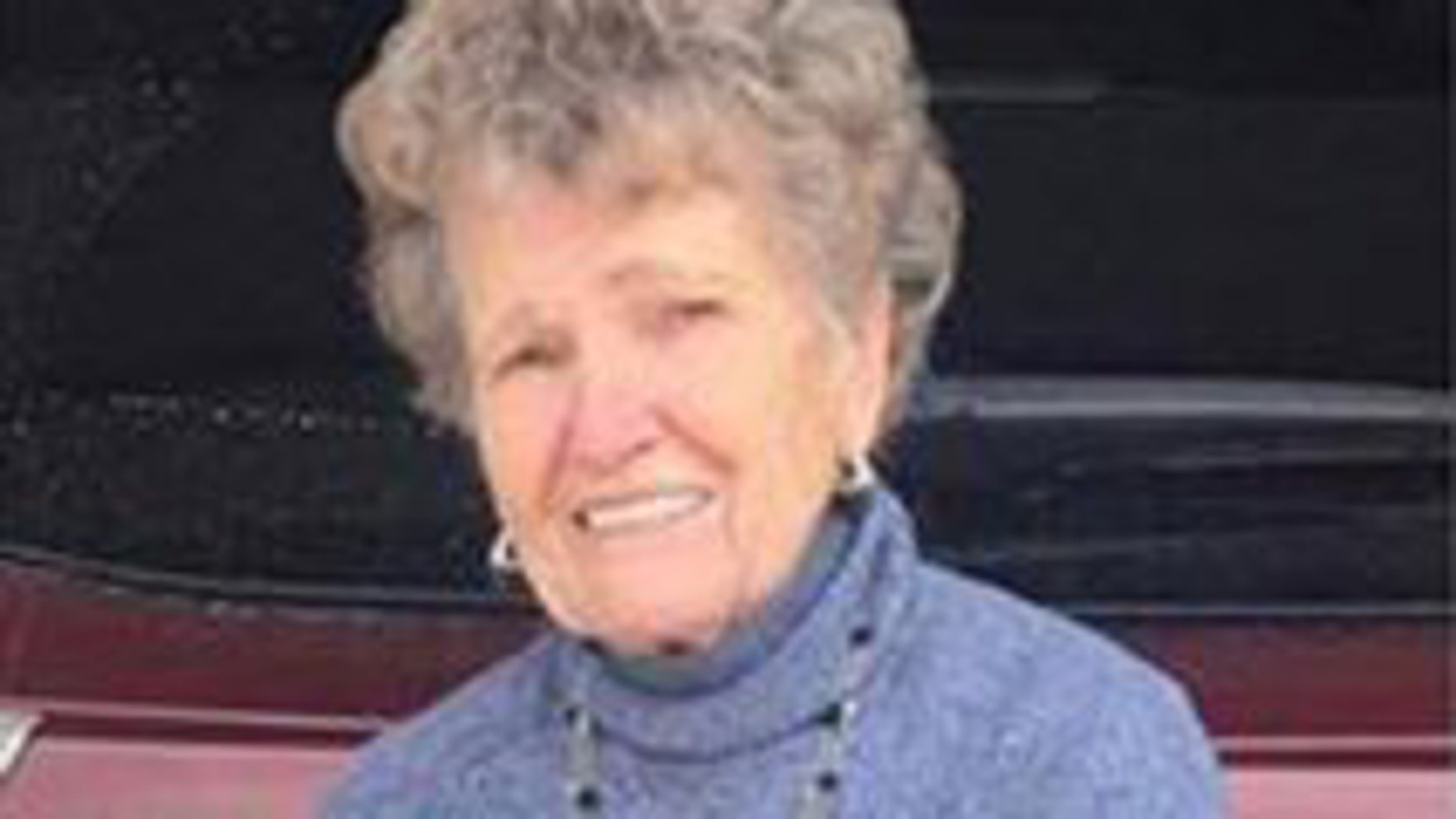 Ruby Stein was stranded for five days in the Colorado mountains.