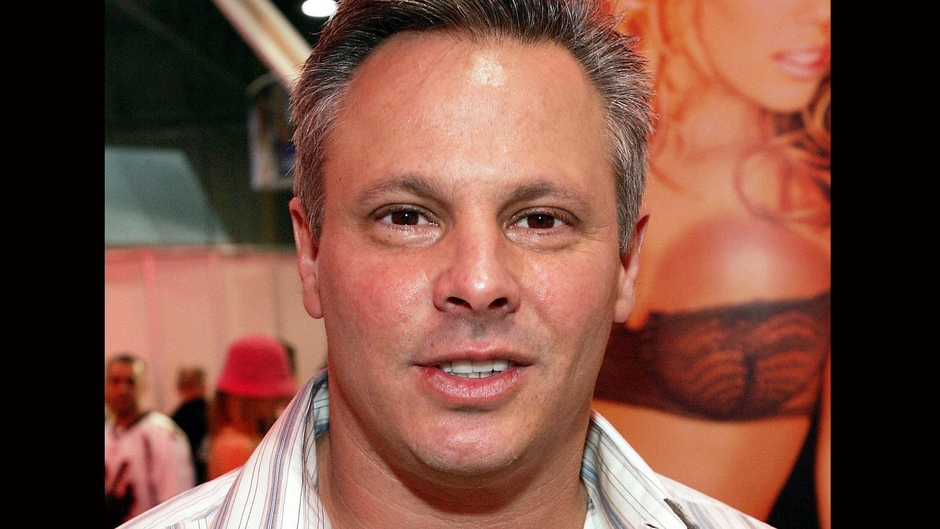 LAS VEGAS - JANUARY 8: Vivid Entertainment Co-Chairman Steven Hirsch  participates in the