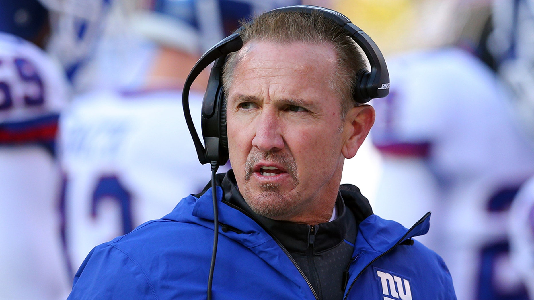 Former Philadelphia Eagles defensive coach Steve Spagnuolo said Monday in a radio interview that his defensive staff was suspicious the New England Patriots knew their signals during Super Bowl XXXIX.