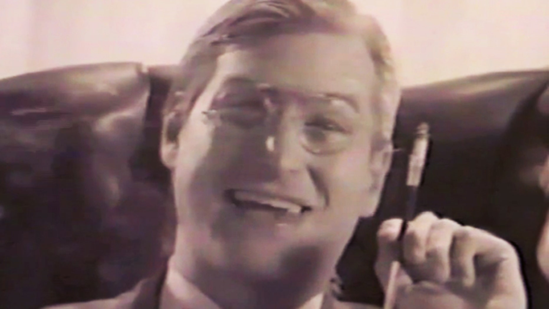 "Steve Jobs plays FDR in ""1944."""