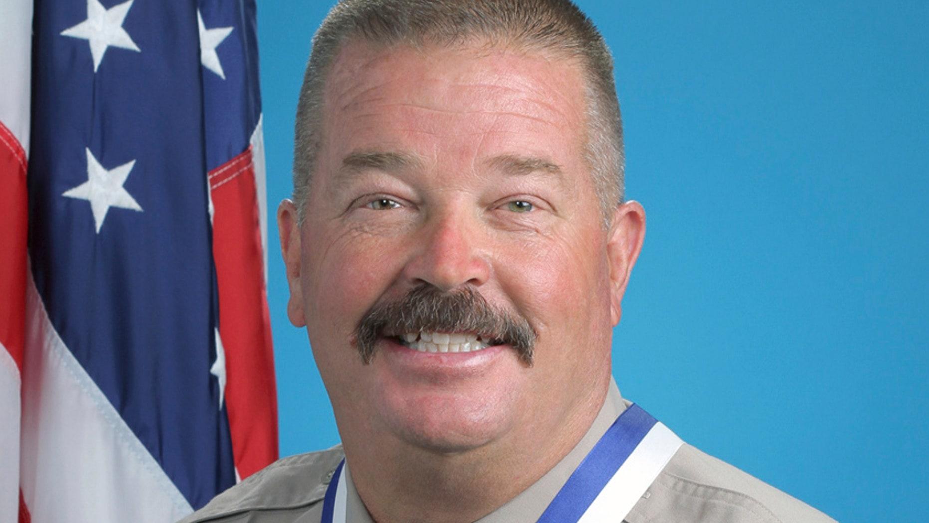 Aug. 19, 2014: LASD Sgt. Steven Owen.