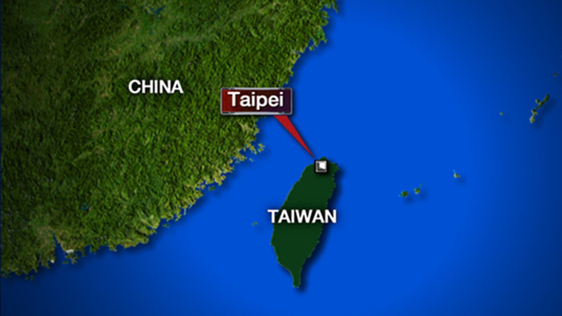 A tunnel connecting mainland China to Taiwan could cost $80 billion - and renew tensions between the two countries. (AP)