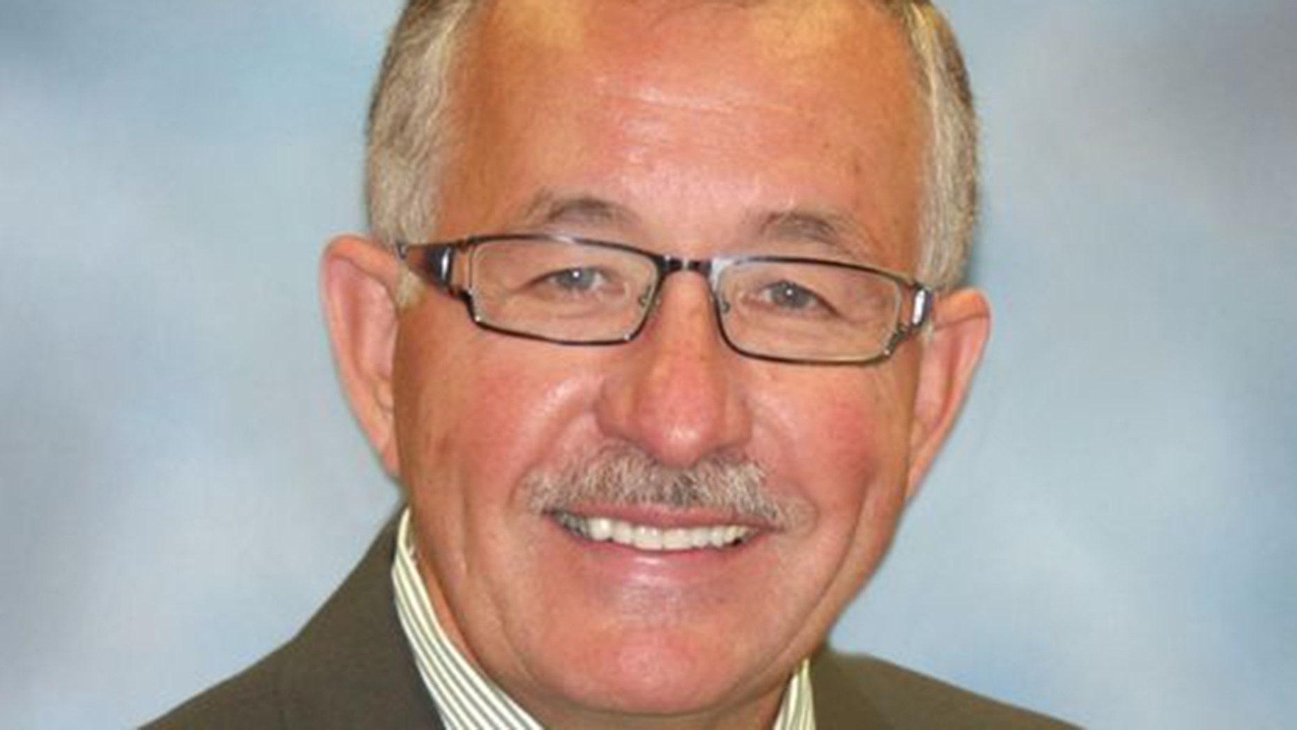 William Strampel, Larry Nassar's former boss at Michigan State University, stepped down Thursday for health reasons.