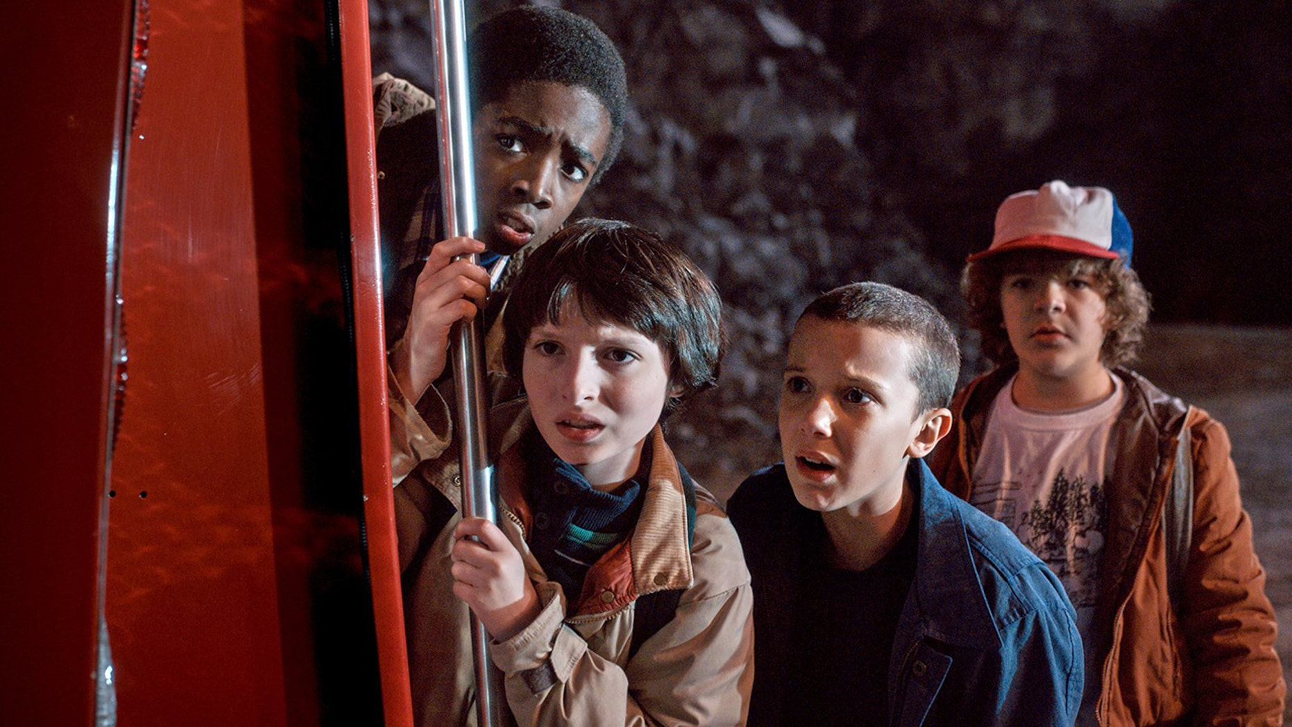 """""""Stranger Things"""" won't be returning until 2019, it was revealed over the weekend."""
