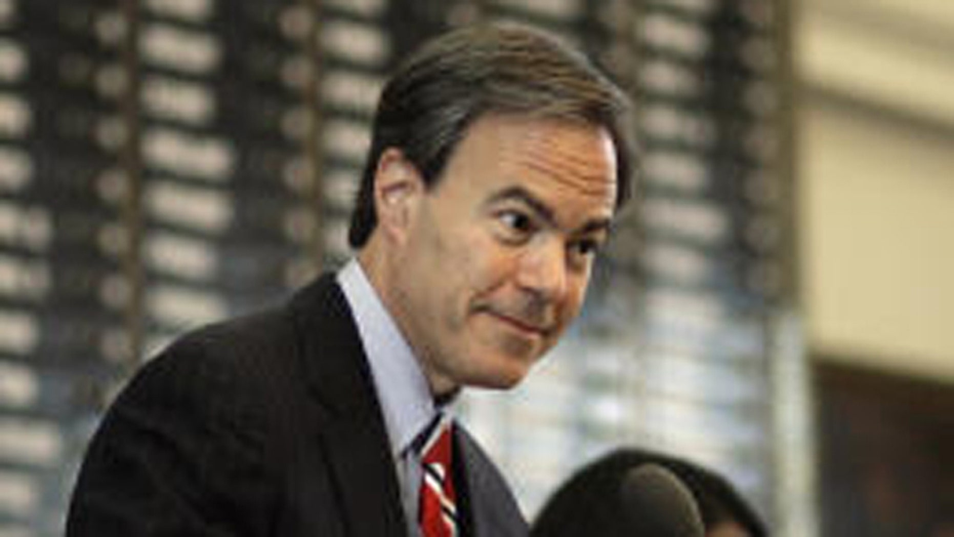 Shown here is Texas House Speaker Joe Straus. (AP Photo)