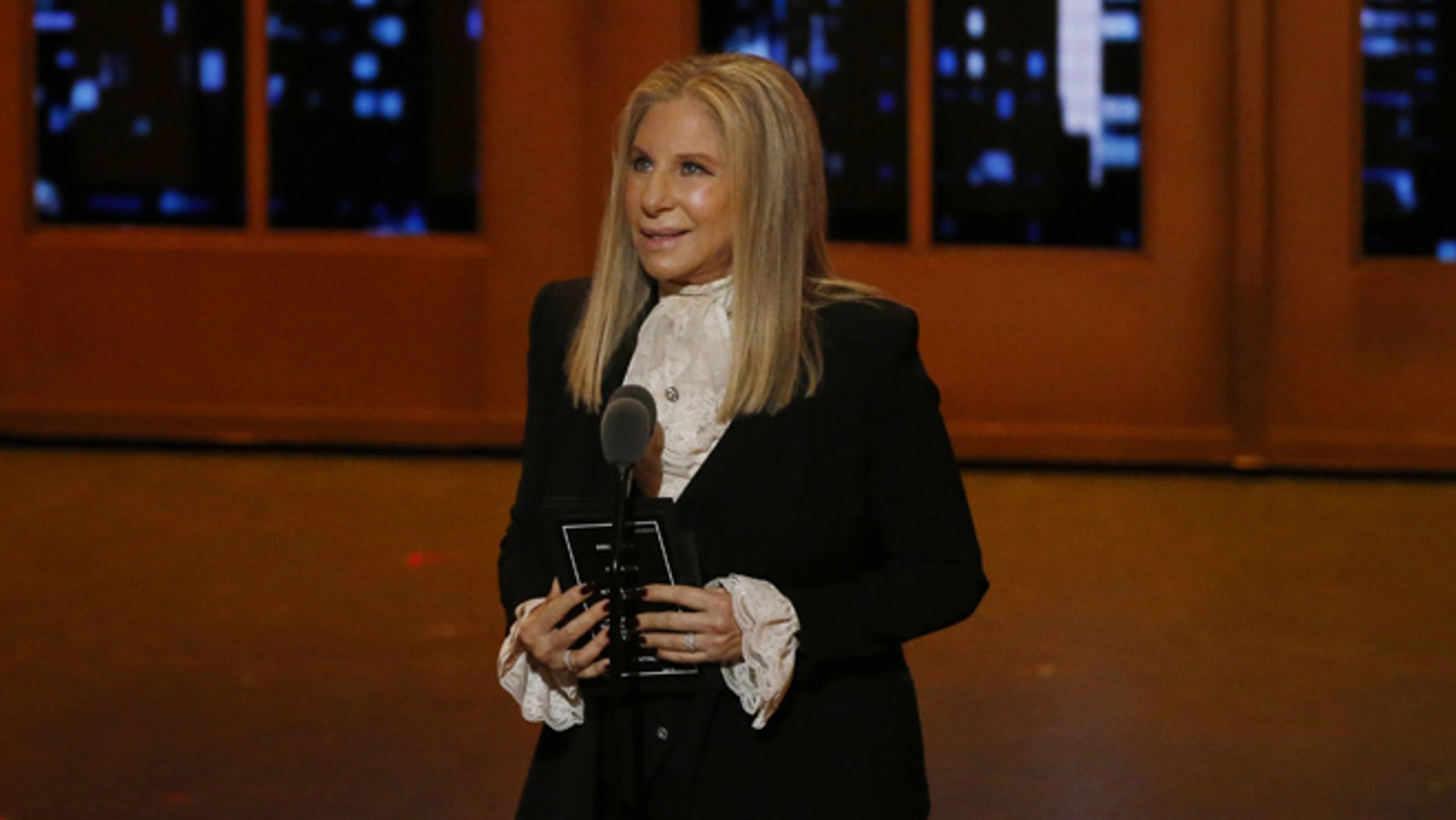 Barbra Streisand is mourning the loss of her dog.