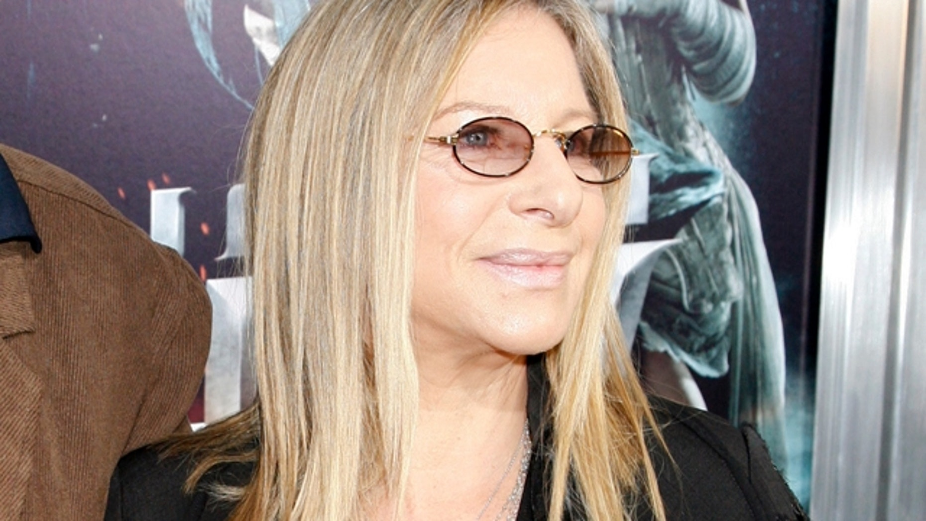 Barbra Streisand. (Reuters)