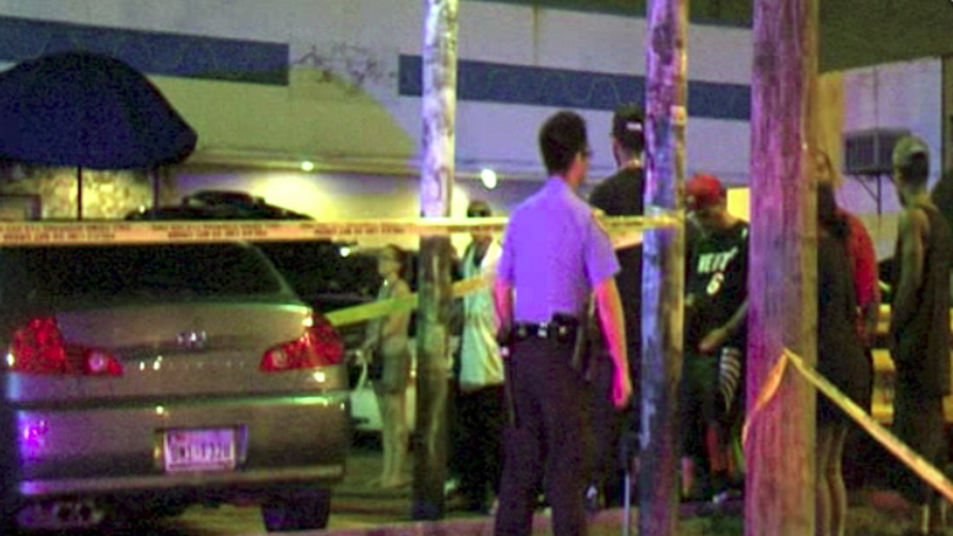 June 20: Police respond to a shooting outside a Houston strip club. So far, police have not identified a suspect or motive.