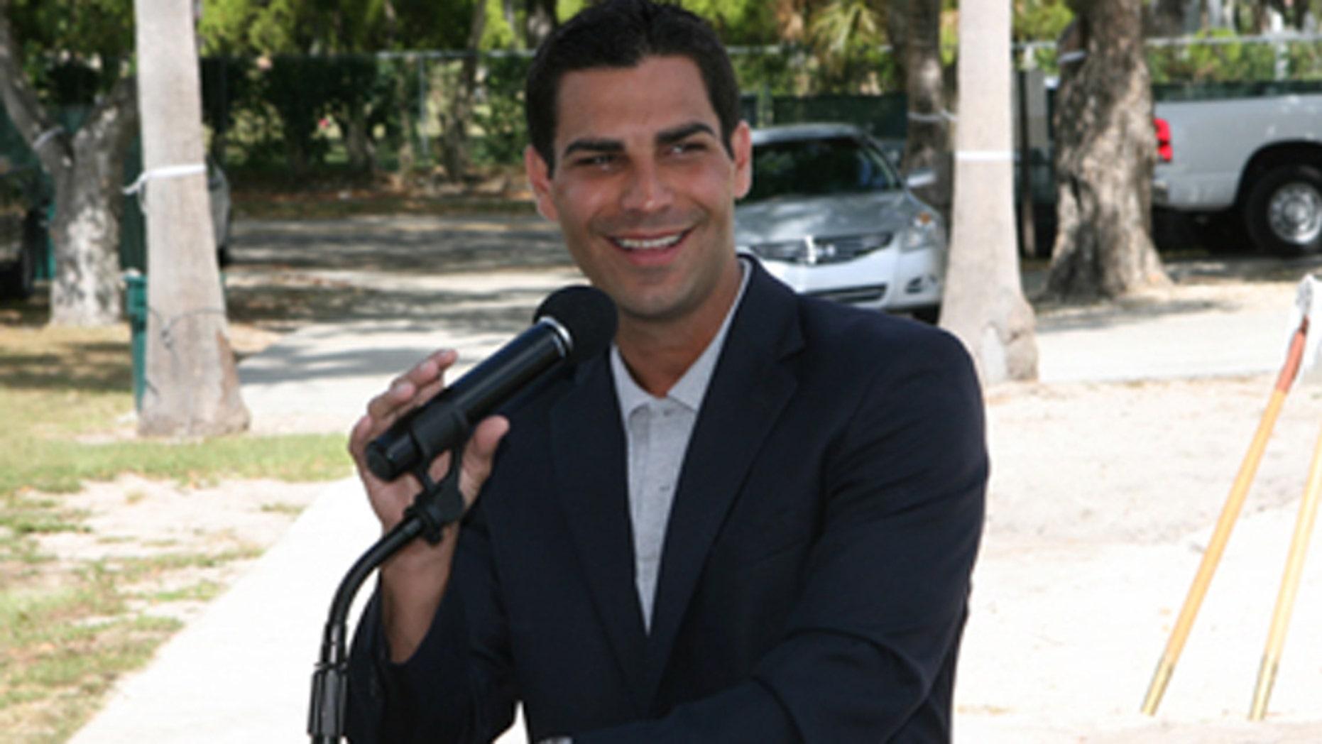 Miami Commissioner Francisco Suarez