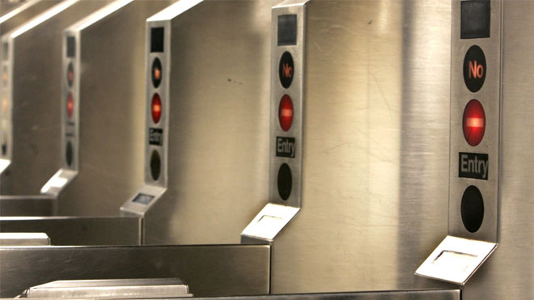 FILE: A top NYPD official said jumping a turnstile will not get an illegal immigrant deported in New York.