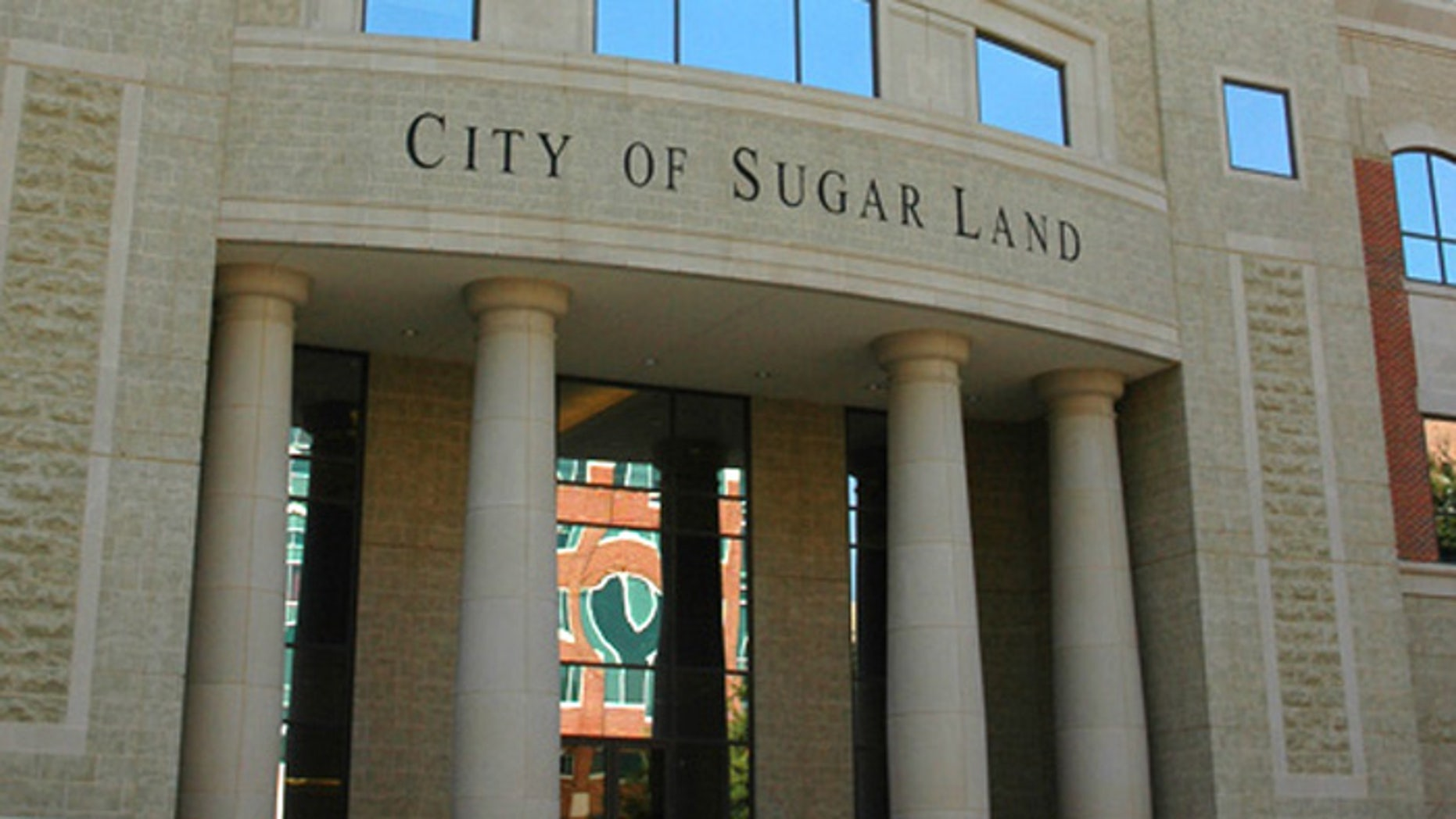 No one is going to mess with Texas city's name. (Sugar Land, Texas).