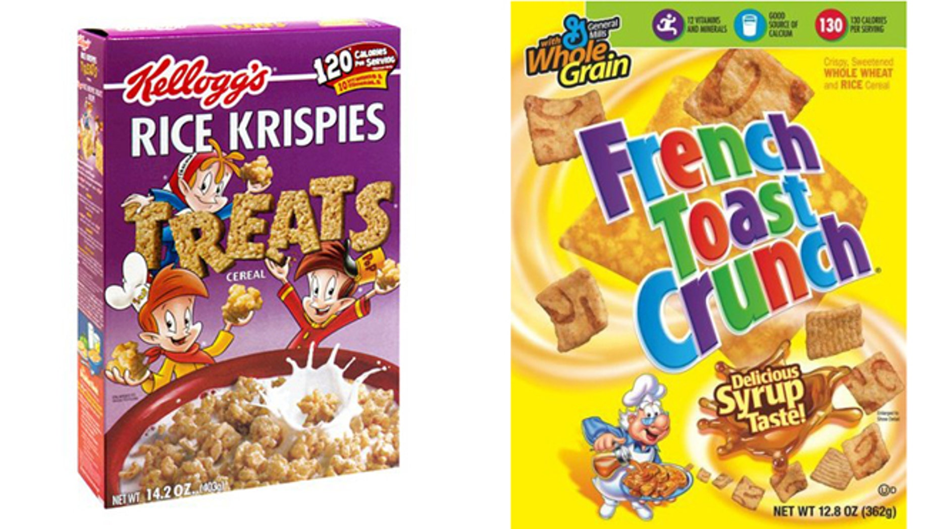 10 cereals that were too sweet to last | Fox News