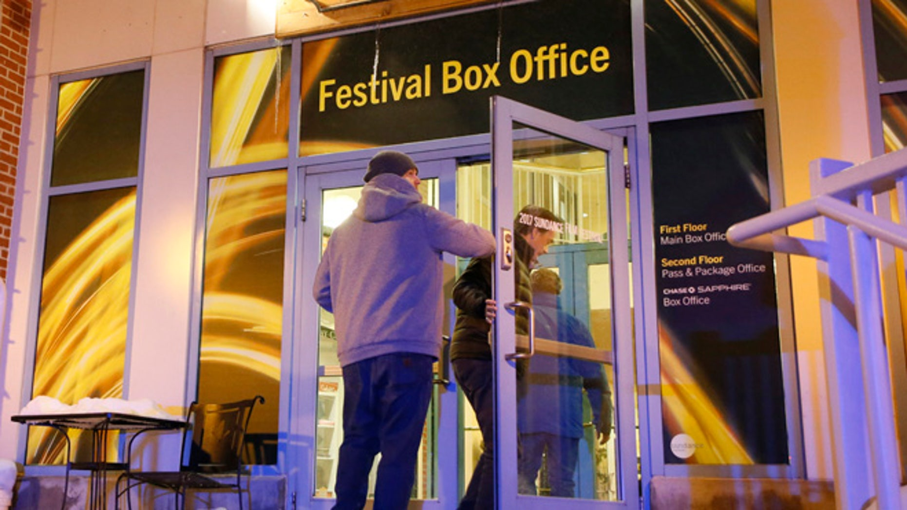 The Sundance Film Festival's network systems were subject to a cyberattack on Saturday.
