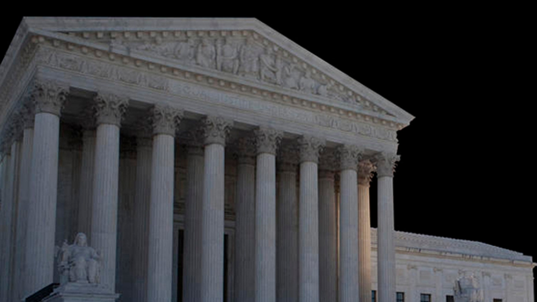 Supreme Court in Washington.