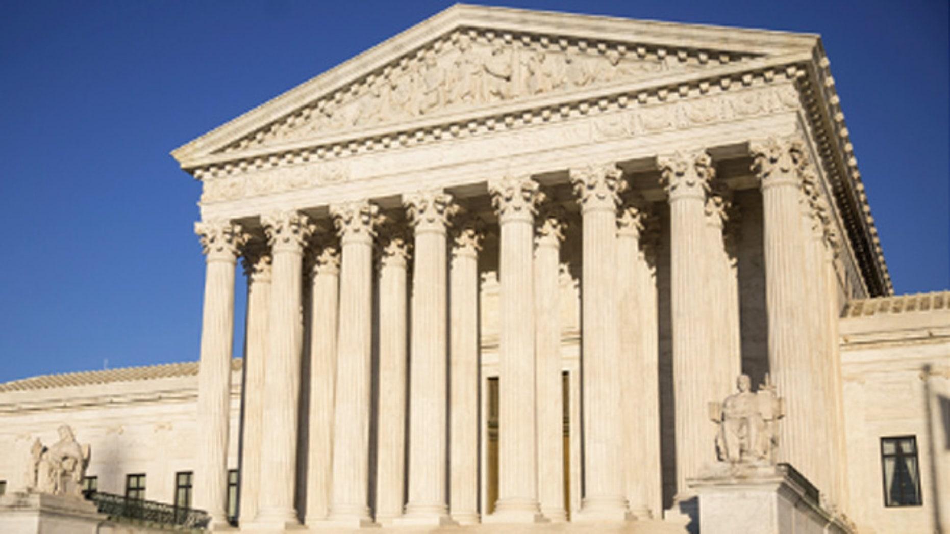 March 2, 2015: The U.S. Supreme Court in Washington, D.C.