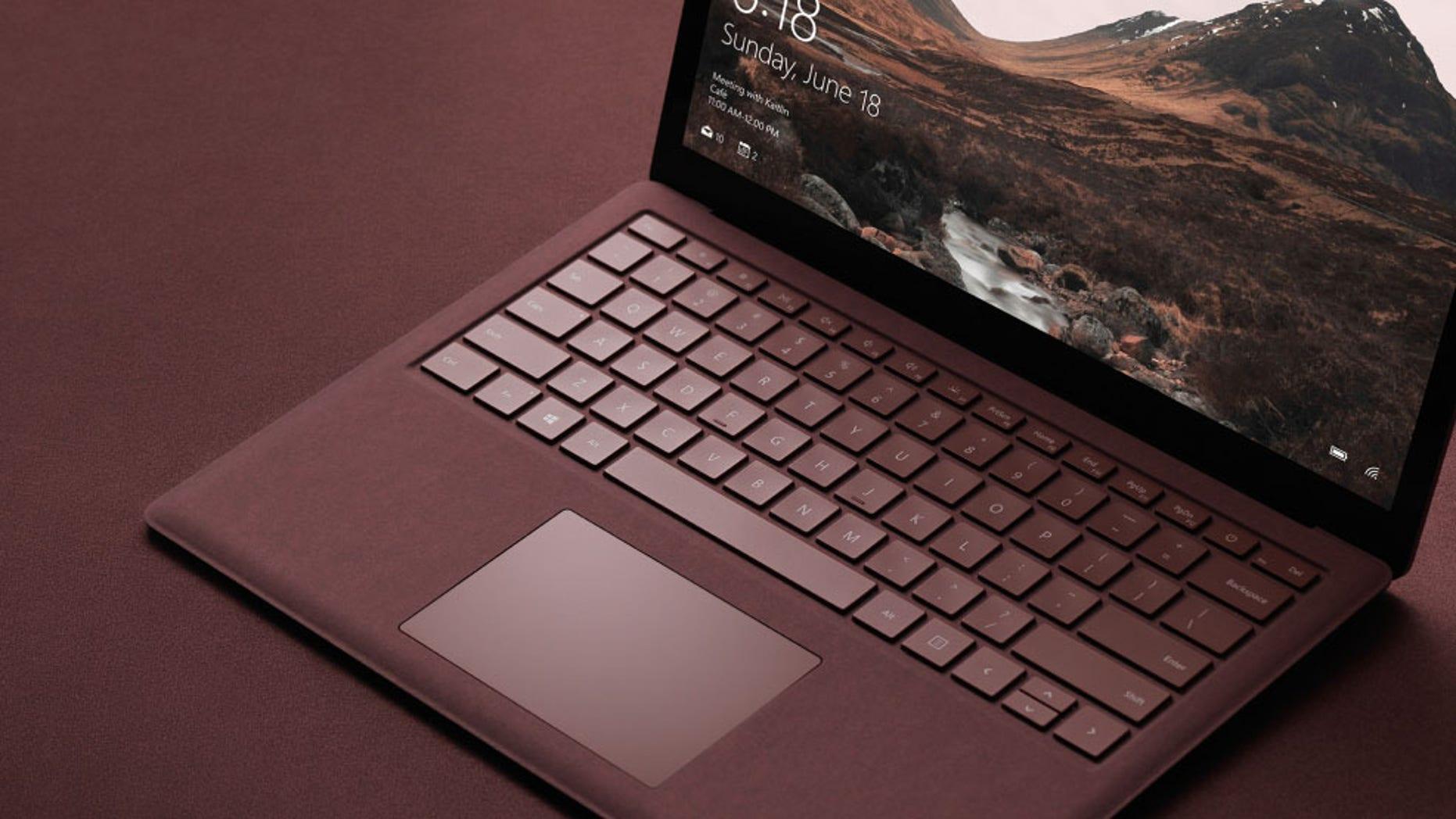 Surface Laptop (Microsoft)