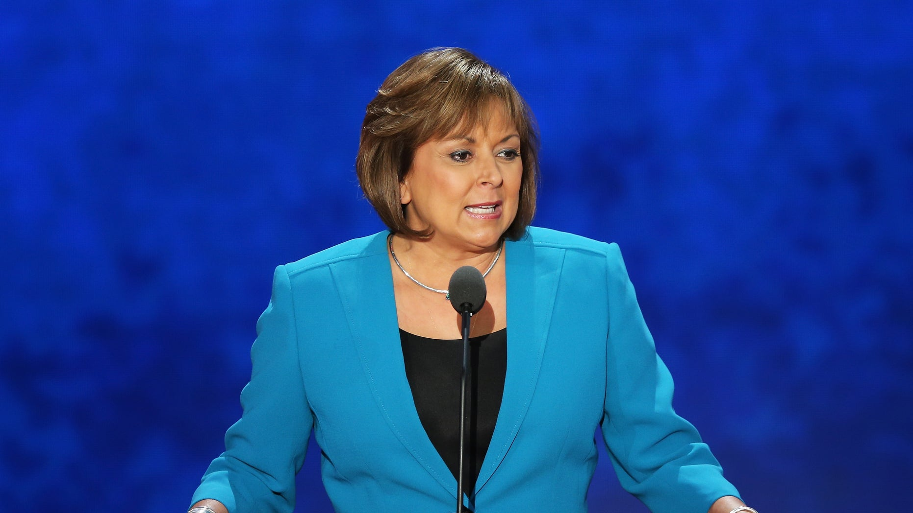 New Mexico Gov. Susana Martinez in a 2012 file photo.