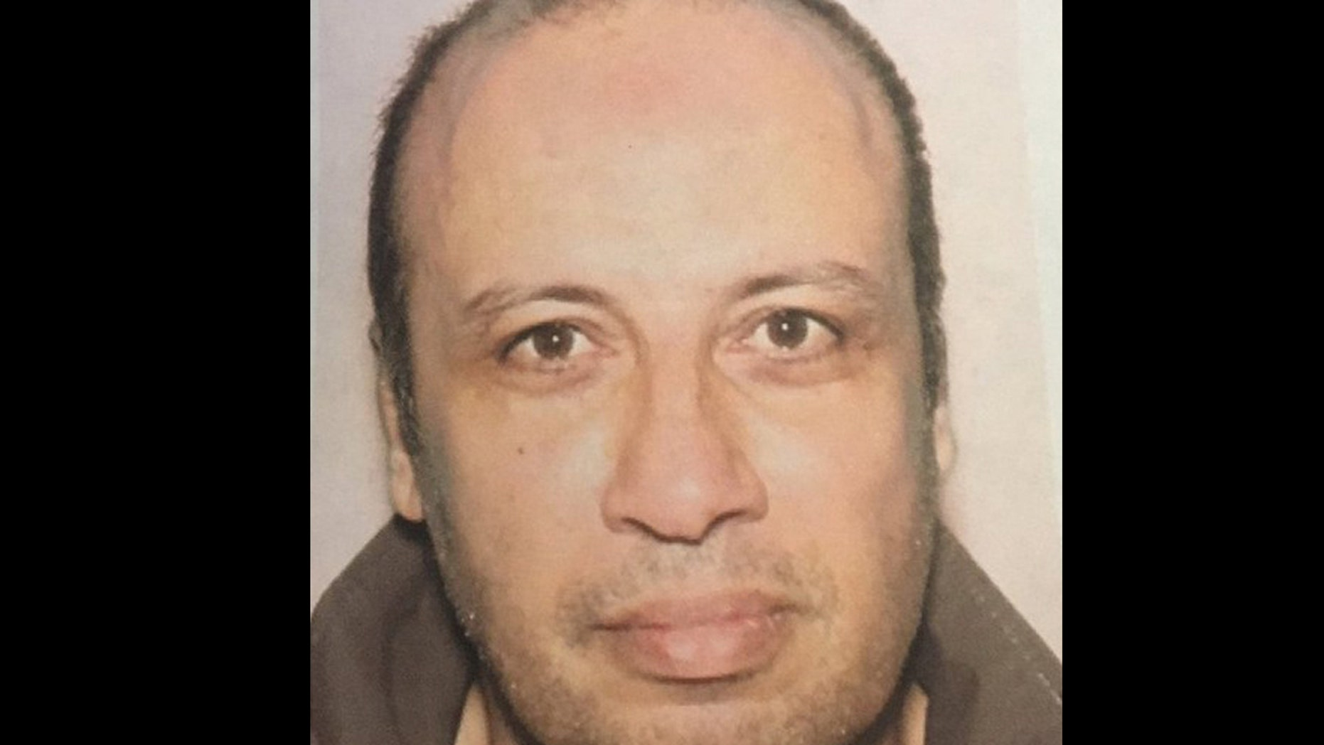 Police shot and killed Ahmed Aminamin El-Mofty, who was identified as a shooting suspect in Harrisburg, Pa., Dec. 22, 2017.