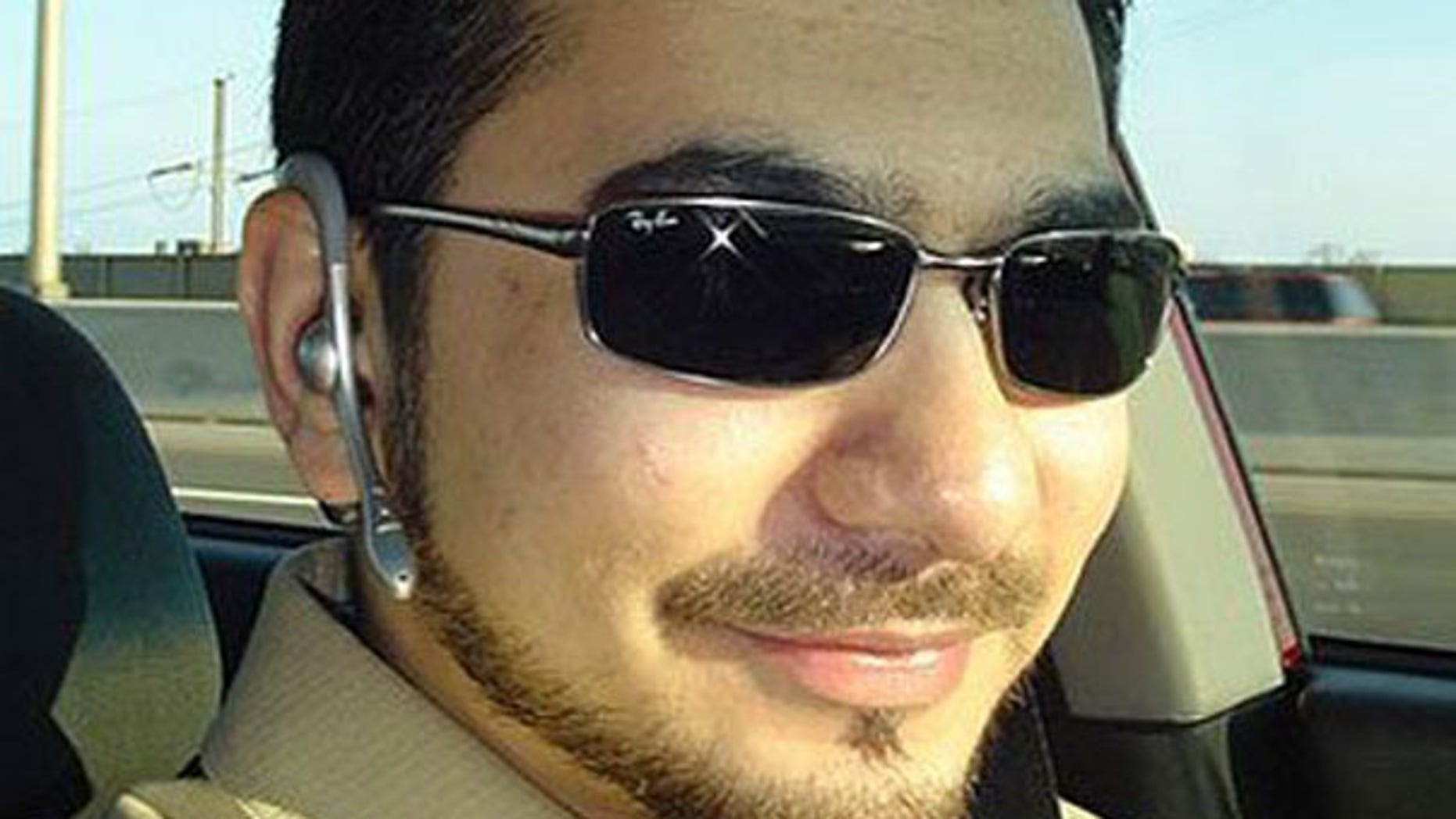 In this photo from the social networking site Orkut.com, a man who was identified as Faisal Shahzad, is shown. (AP Photo/Orkut.com)