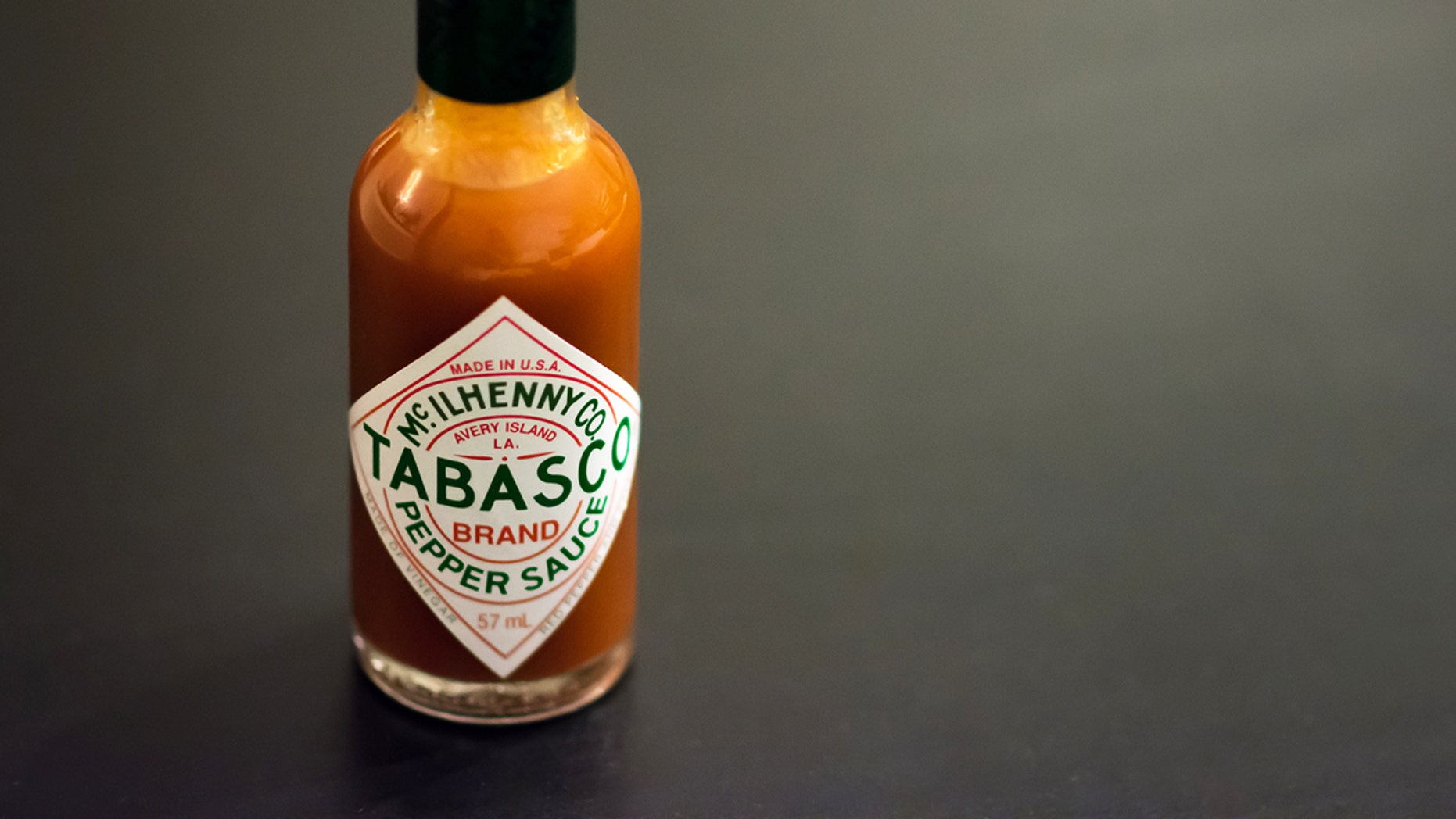 Tabasco's new Scorpion Sauce blends scorpion pepper with guava, pineapple and their original Red Sauce.