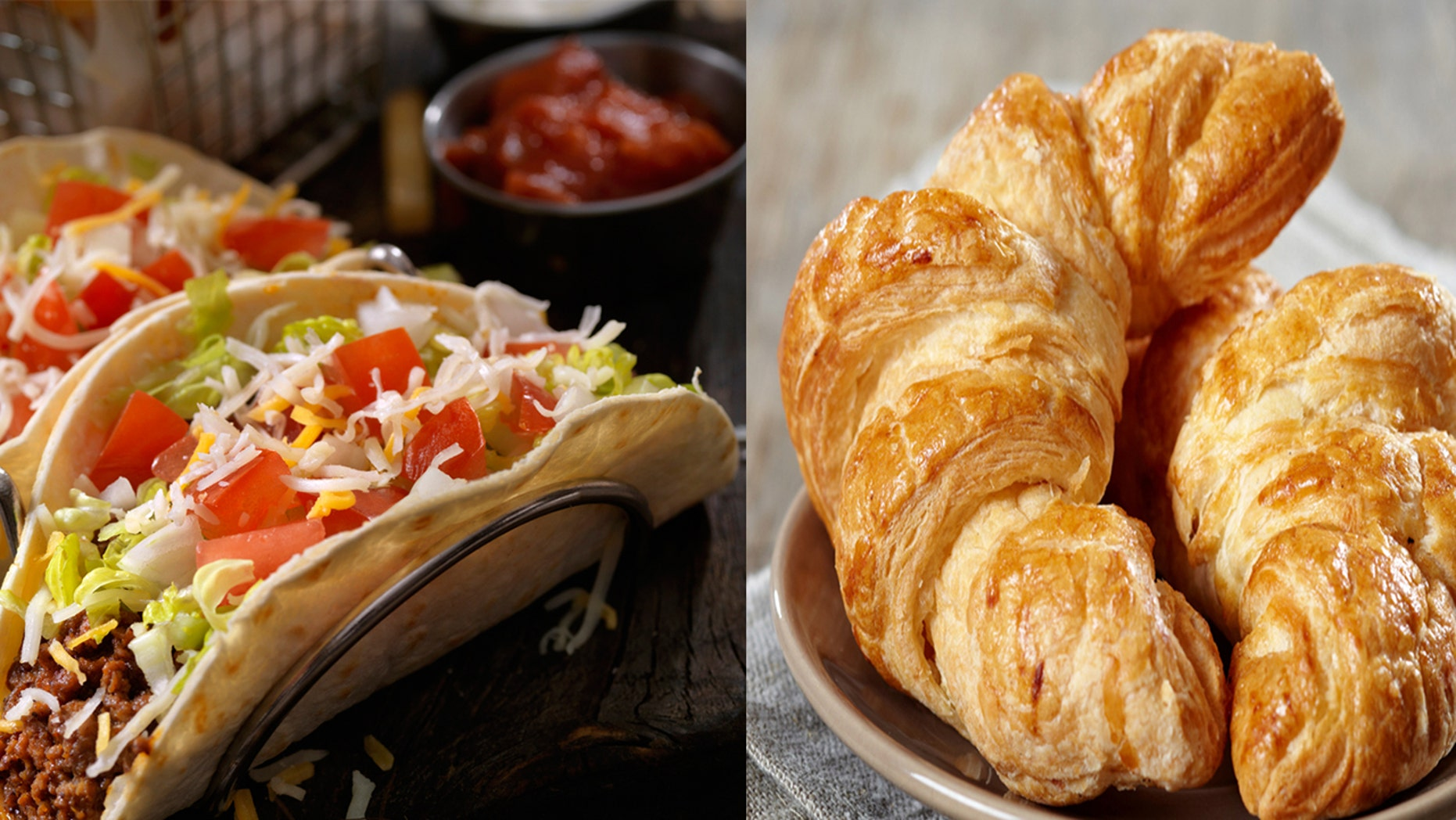 A San Francisco bakery has launched a taco-croissant hybrid to much Instagram acclaim.