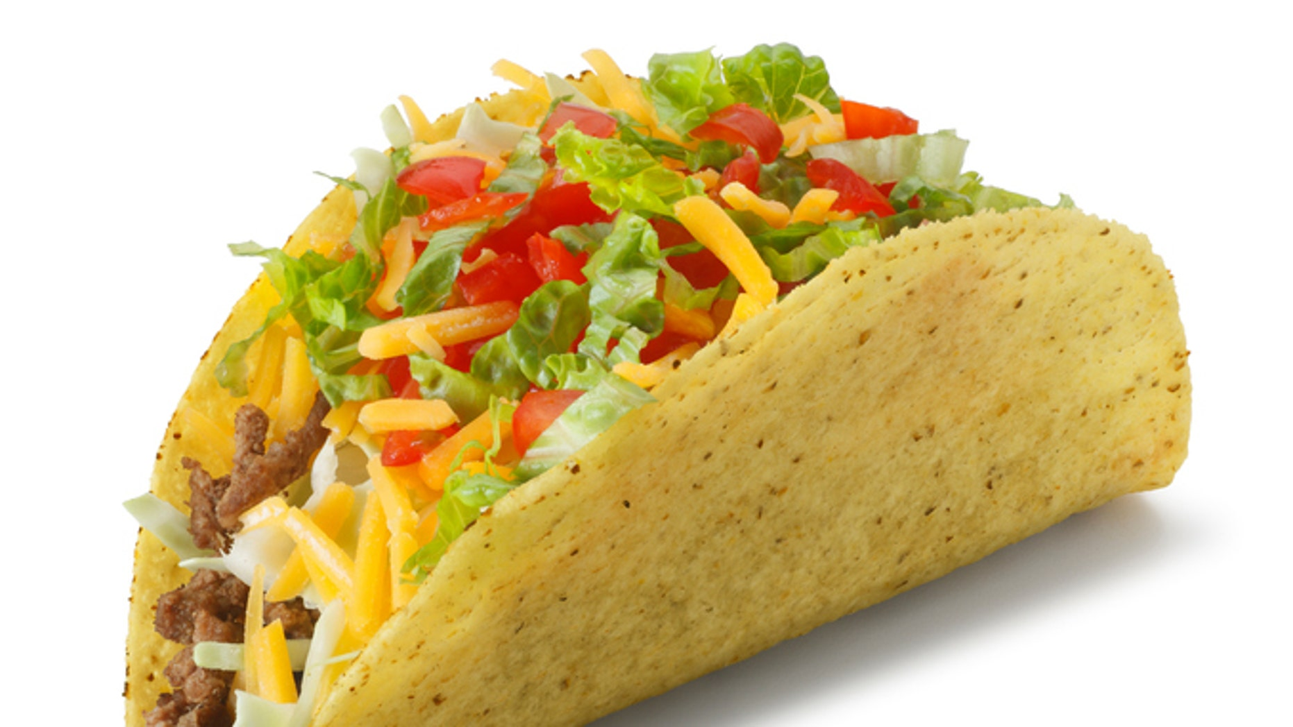 A Texas taco stand was the scene of the crime early Monday morning.