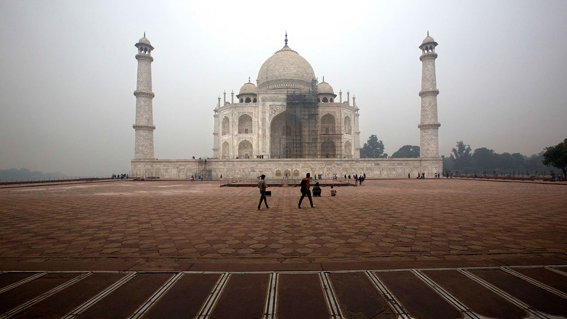 The Archaeological Survey of India has capped the number of Indian visitors to the Taj Mahal at 40,000 per day.
