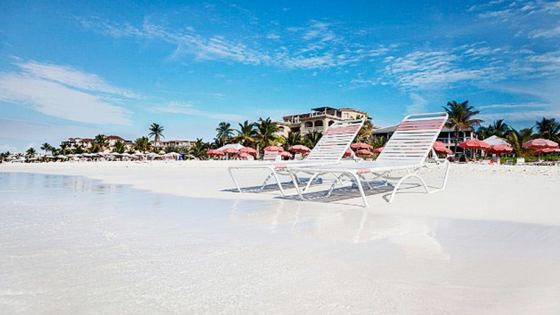 Turks and Caicos believes more sun will help boost tourism.
