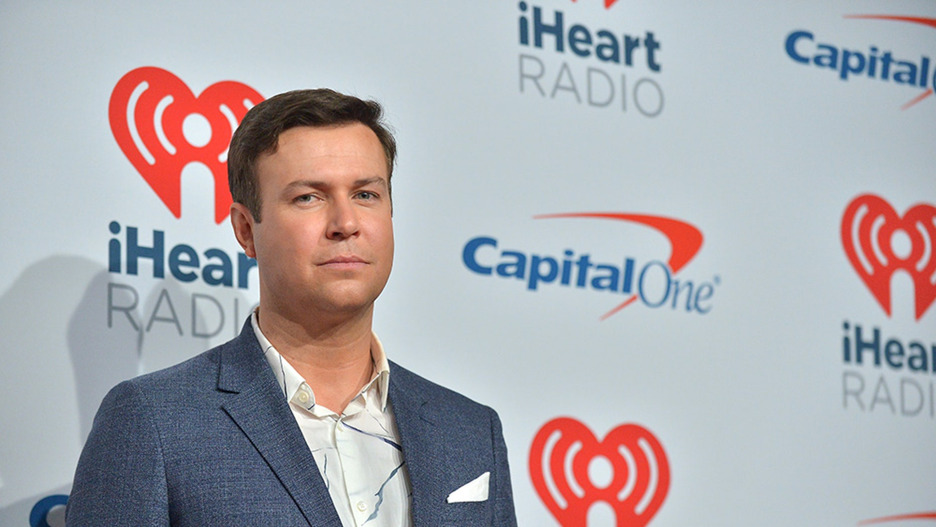"""Taran Killam, seen here at the iHeartRadio Music Festival in Las Vegas on Saturday, weighed in on """"SNL"""" and fellow ex-cast member Chevy Chase."""