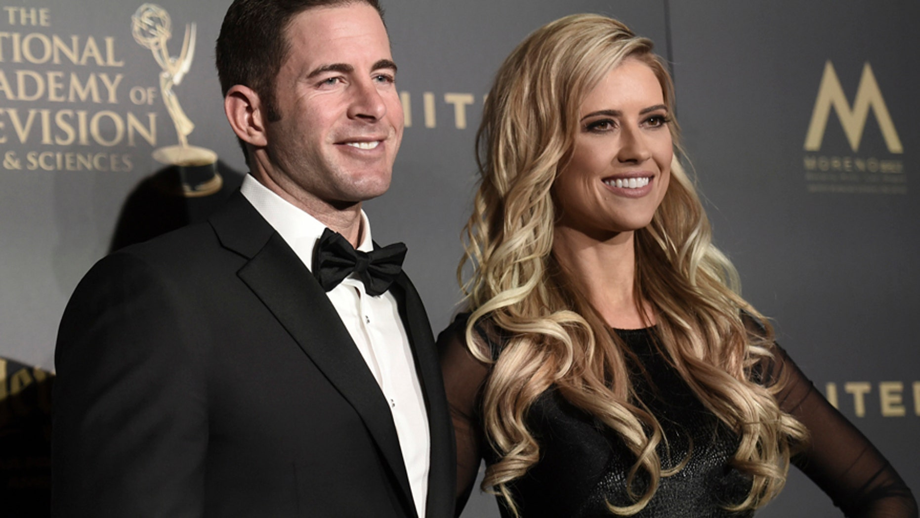 Flip or Flop's' Christina and Tarek El Moussa engage in social media