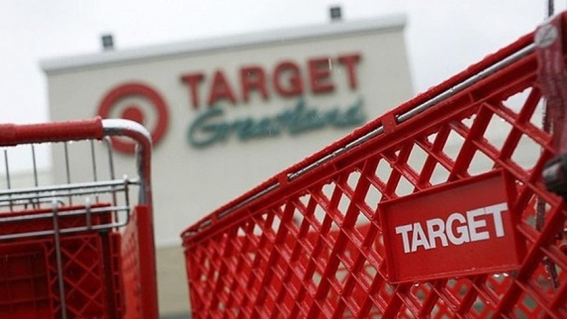 File photo - A Target retail store is shown in Daly City, California February 23, 2010. (REUTERS/Robert Galbraith)