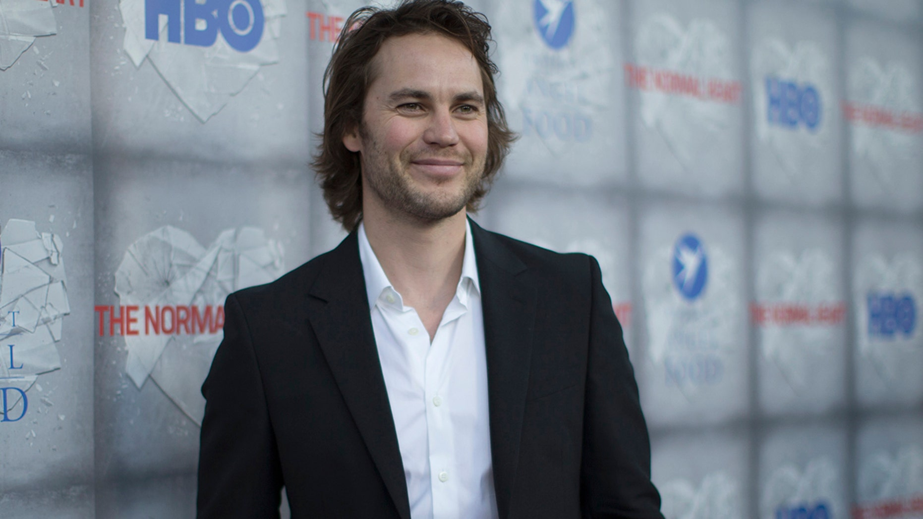 "Taylor Kitsch plays cult leader David Koresh in the mini-tv series ""Waco."""