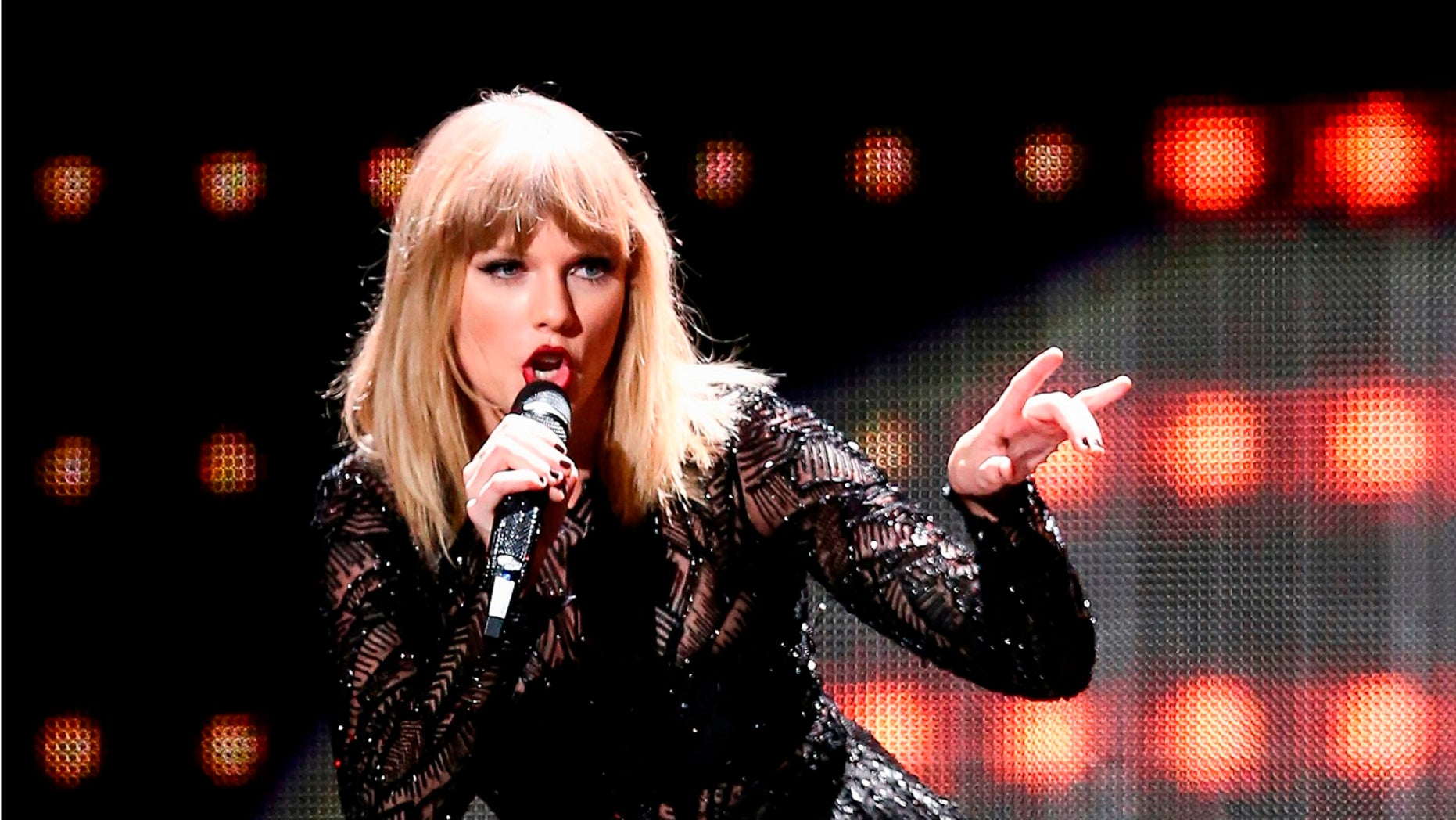 Taylor Swift hasn't been home for any of the recent alleged stalking incidents at her homes in California and New York, authorities say.