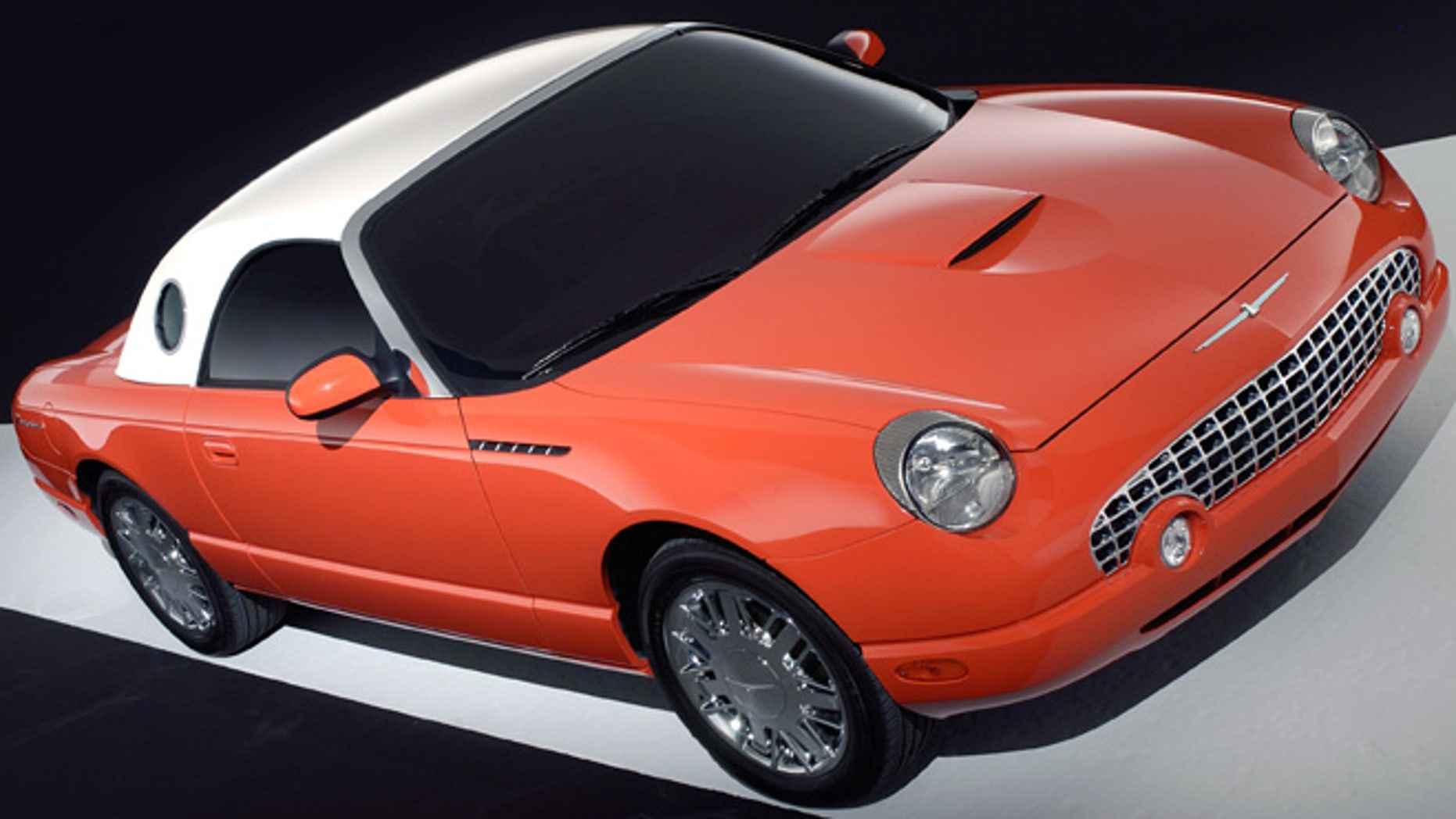 Limited Edition 007 Ford Thunderbird