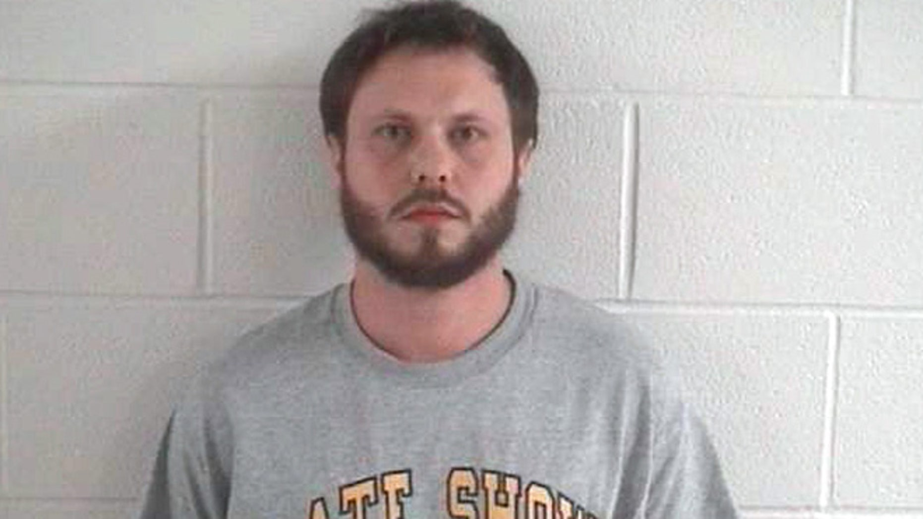 This undated photo provided by the Ashland County Sheriff Office shows Elliot Gornall. (AP)